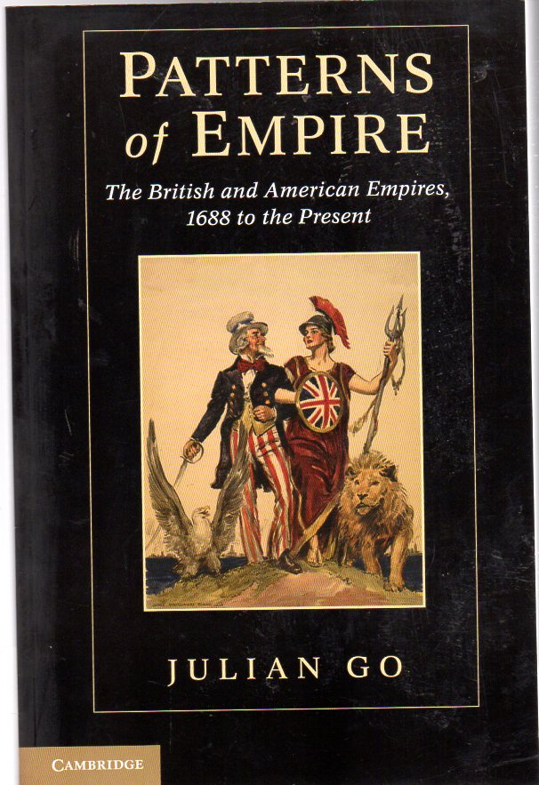Image for Patterns of Empire: The British and American Empires, 1688 to the Present