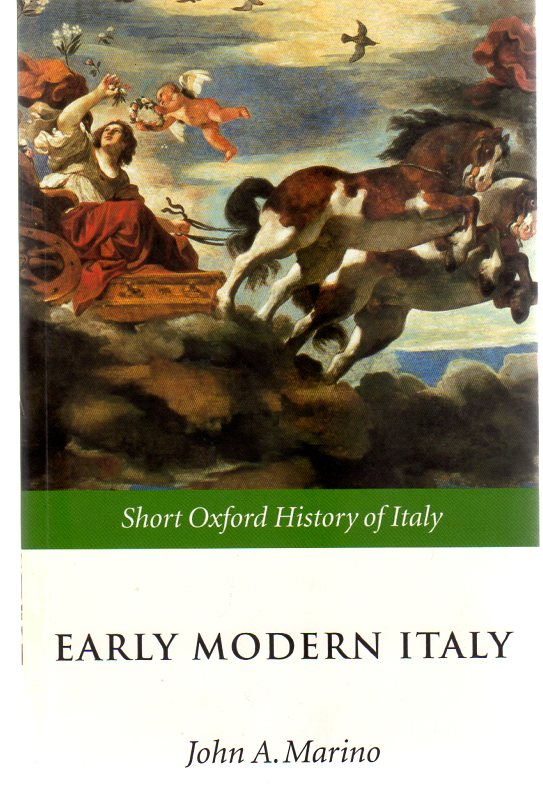Image for Early Modern Italy : 1550-1796