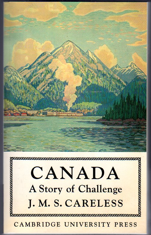 Image for Canada : A Story of Challenge