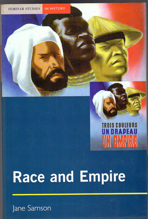 Image for Race and Empire (Seminar Studies In History)