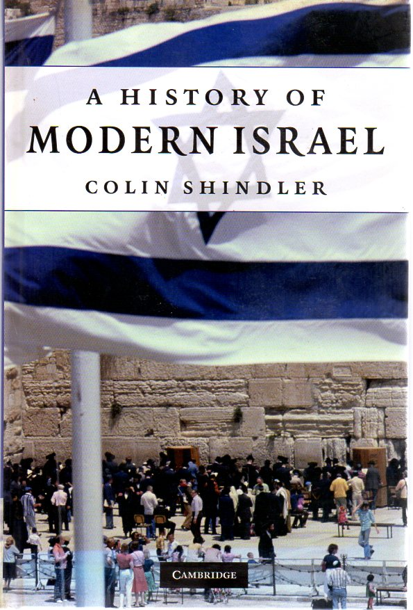 Image for A History of Modern Israel