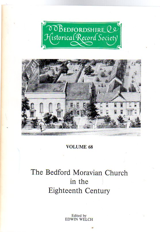 Image for The Bedford Moravian Church in the Eighteenth Century