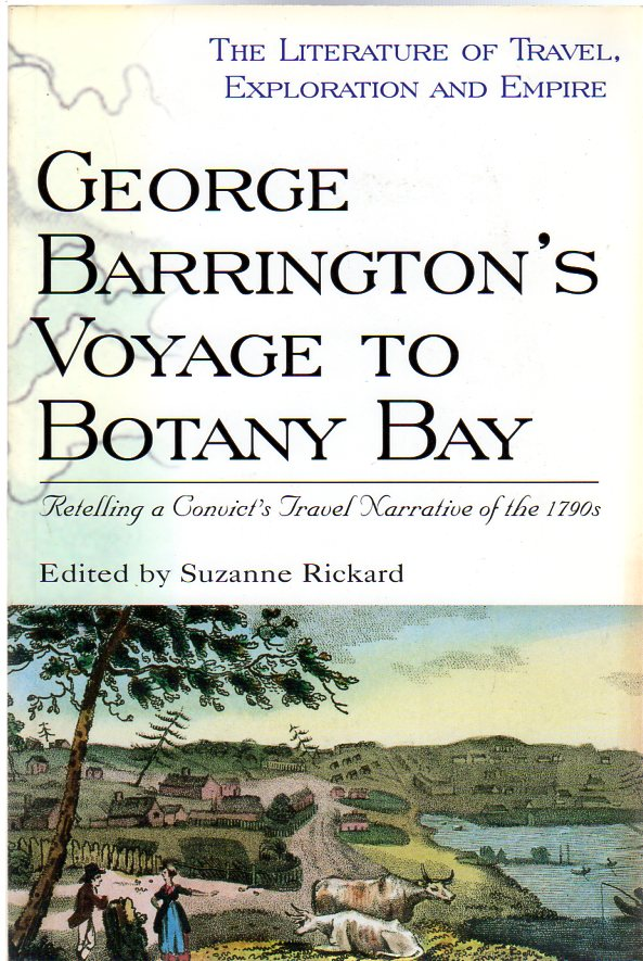 Image for George Barrington's Voyage to Botany Bay
