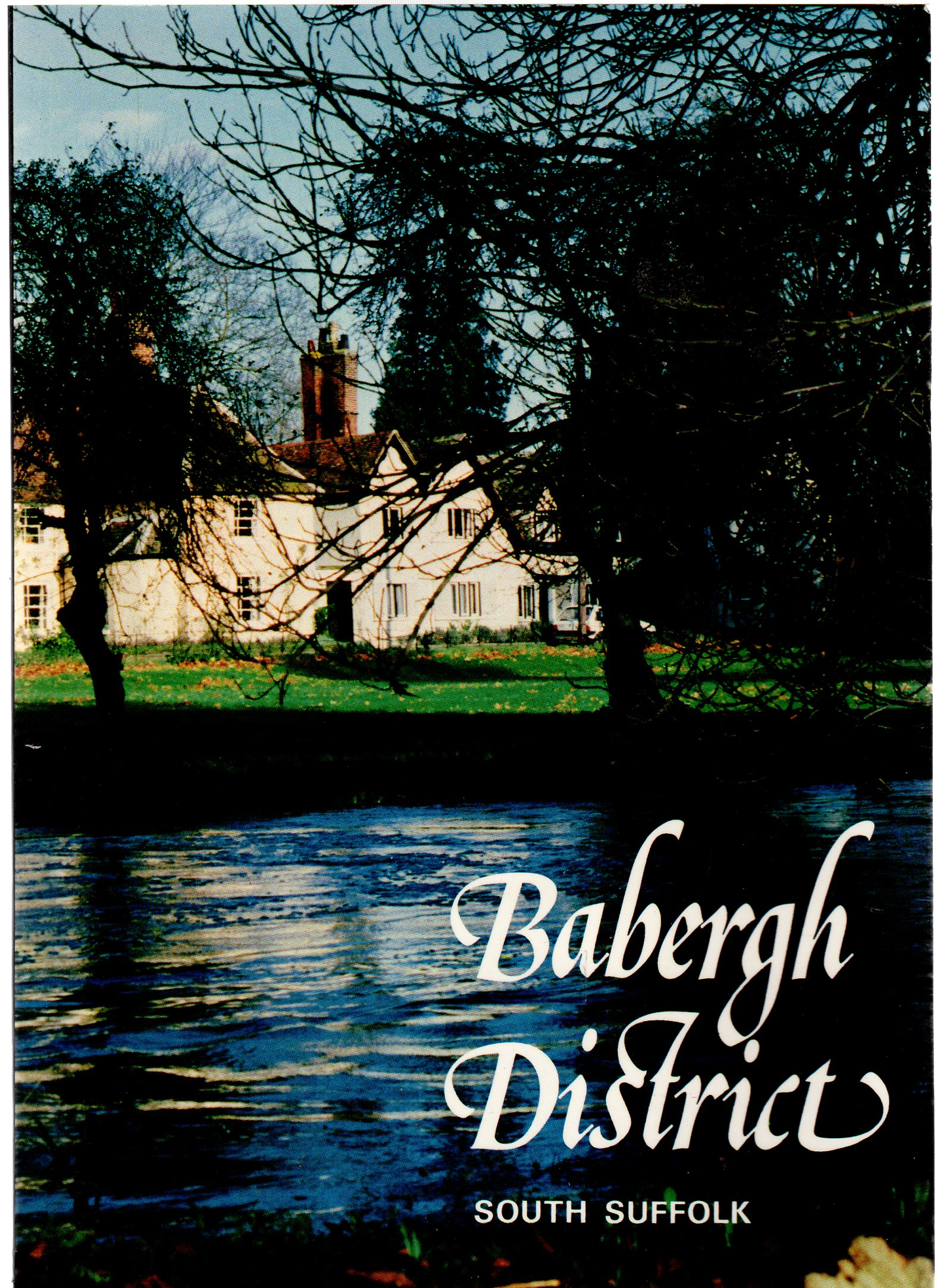 Image for Babergh District Council Official Guide