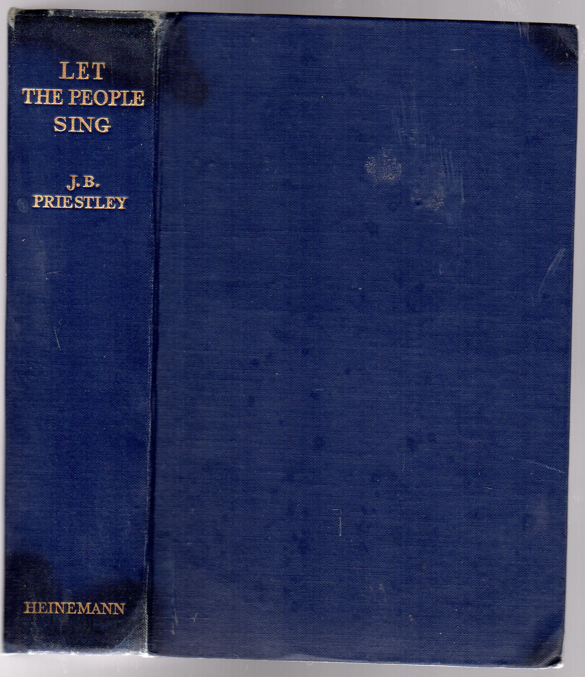 Image for Let the People Sing
