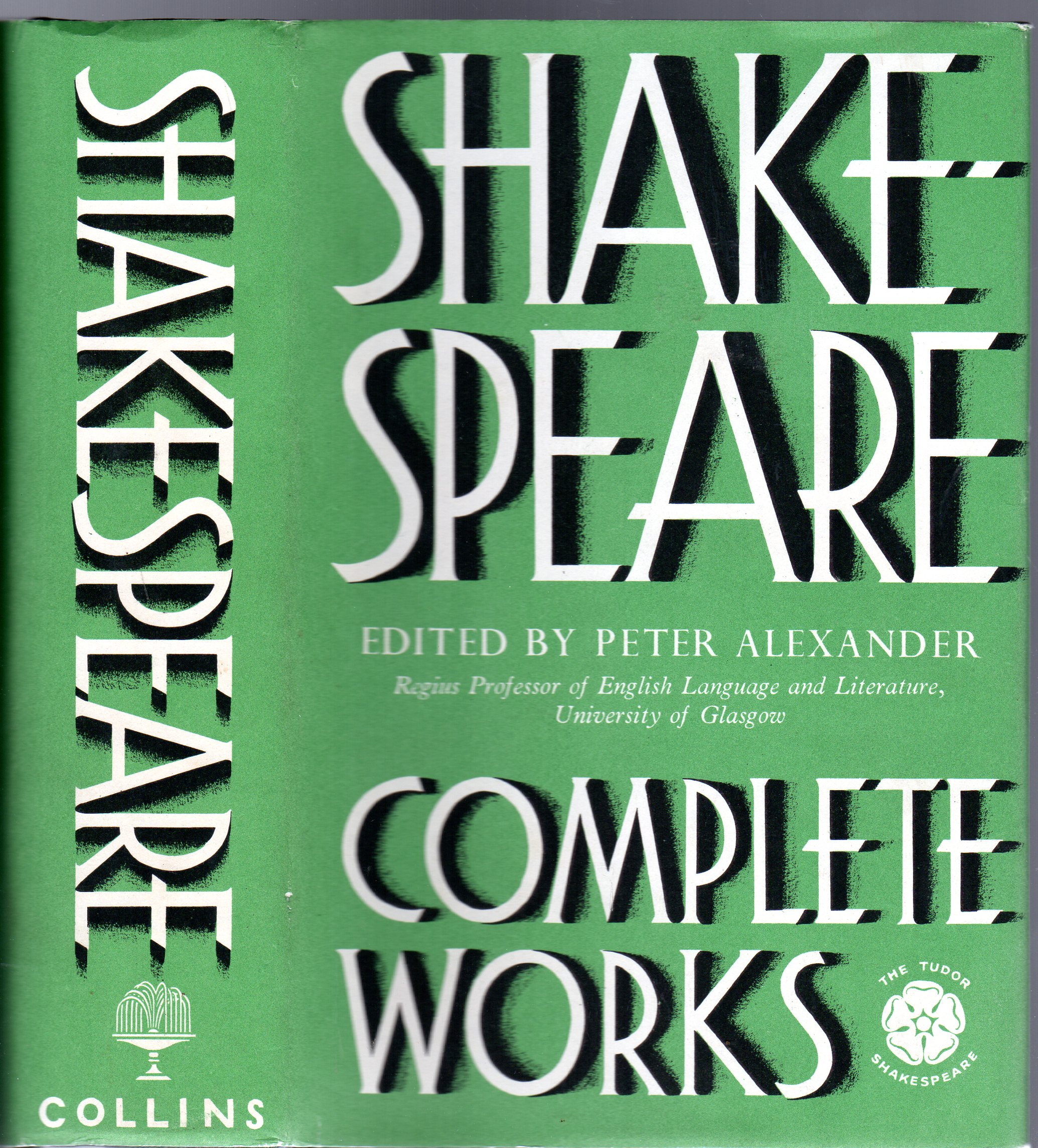 Image for The Complete Works [Shakespeare]