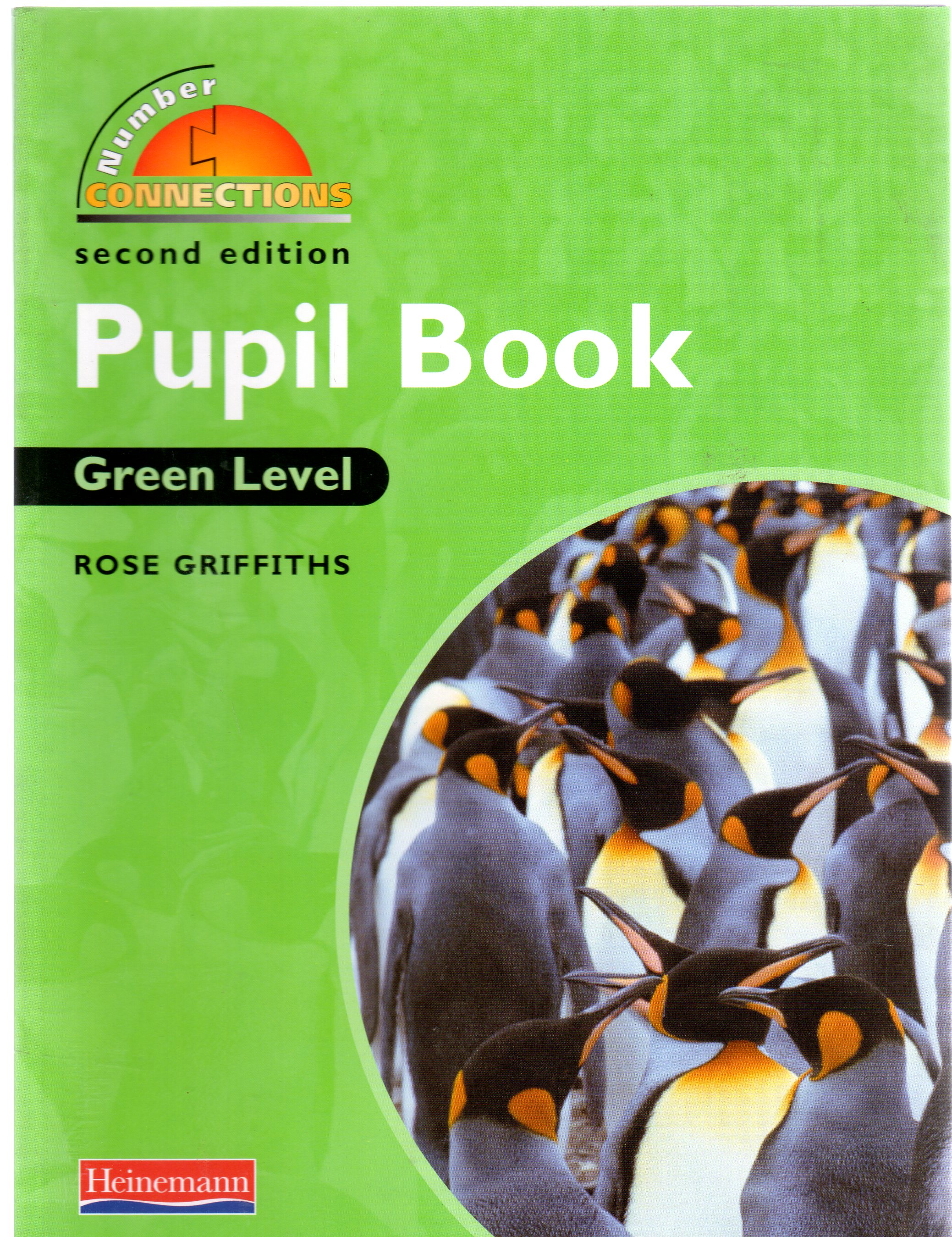 Image for Number Connections: Green Textbook