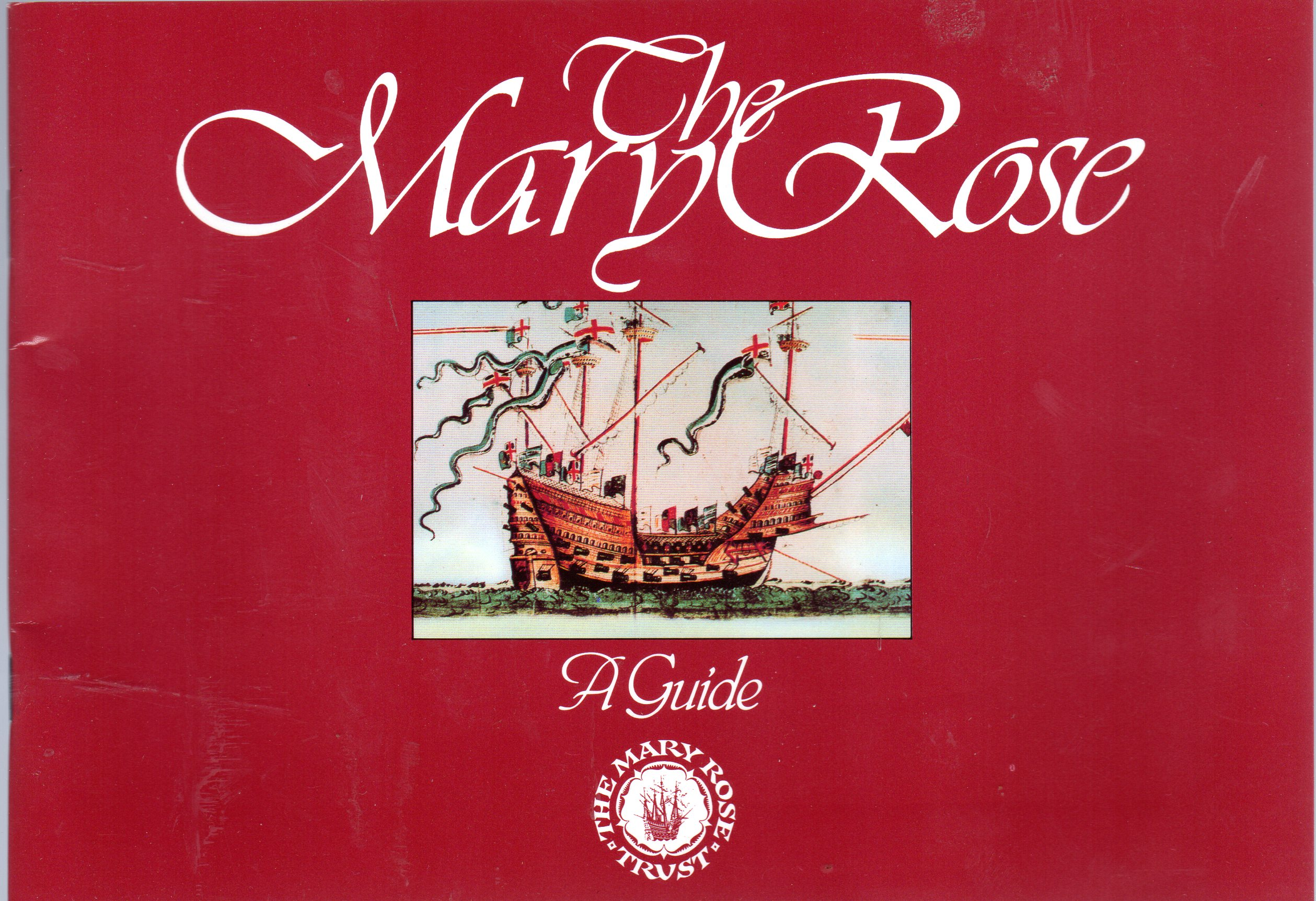 Image for The Mary Rose - a Guide