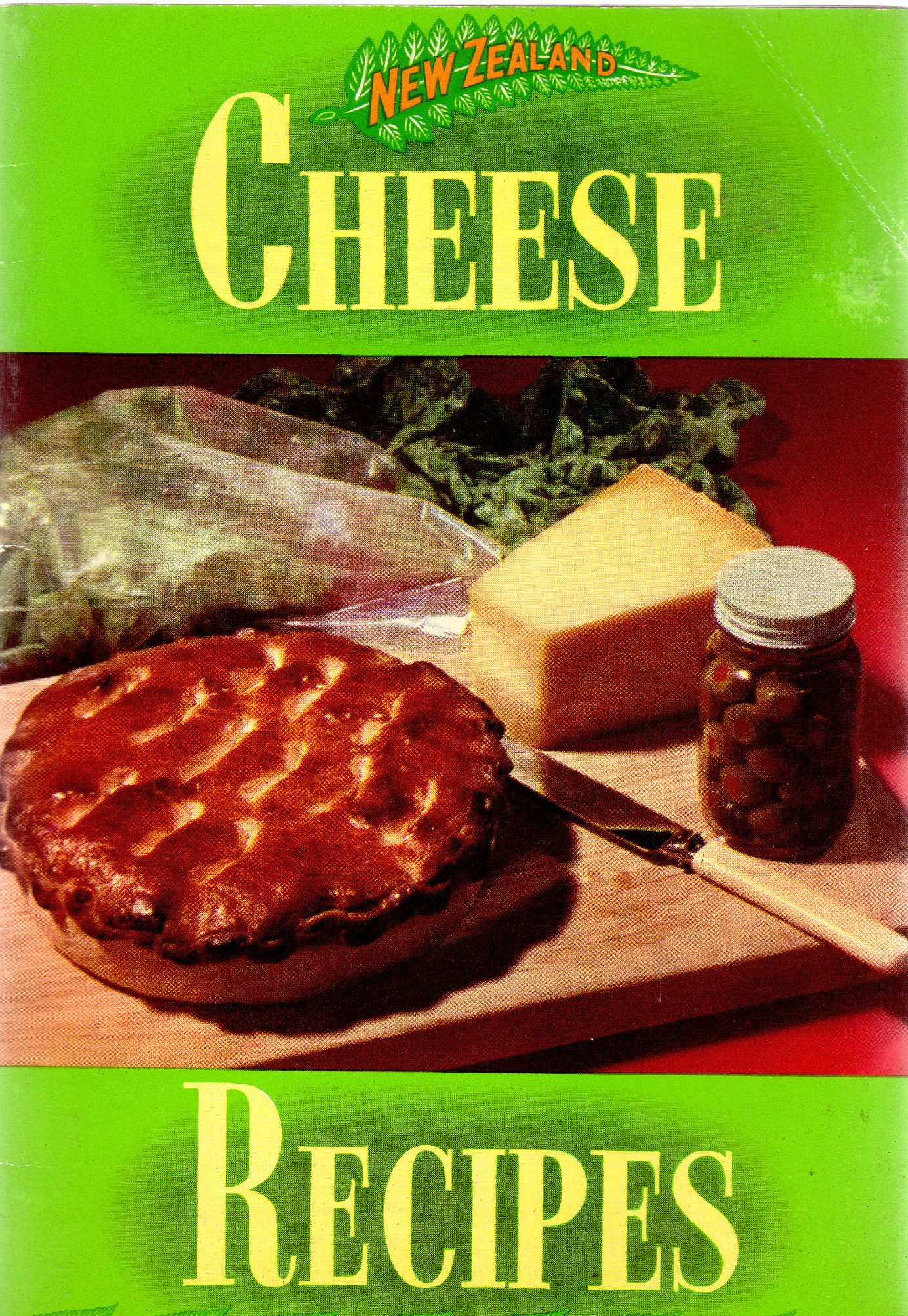Image for New Zealand Cheese Recipes