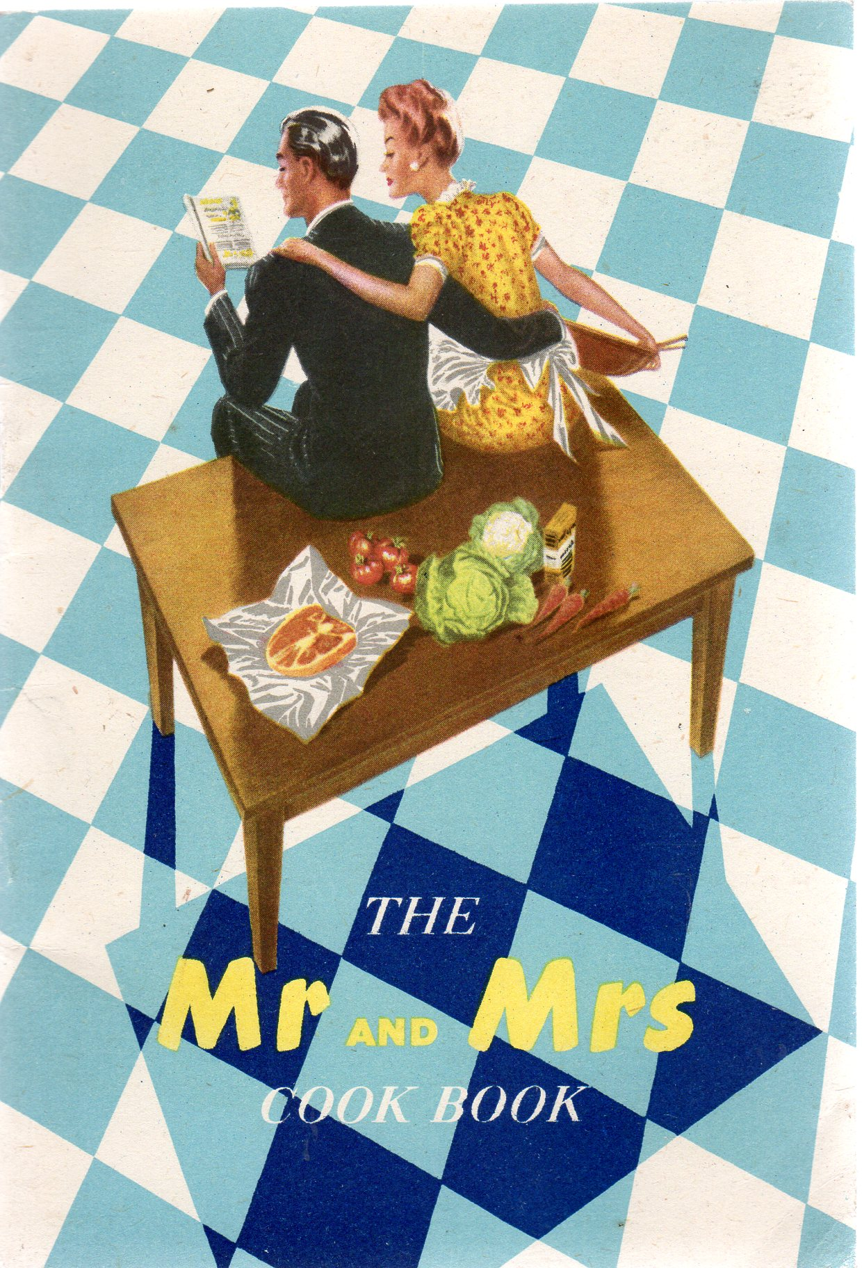 Image for The Mr and Mrs Cookbook