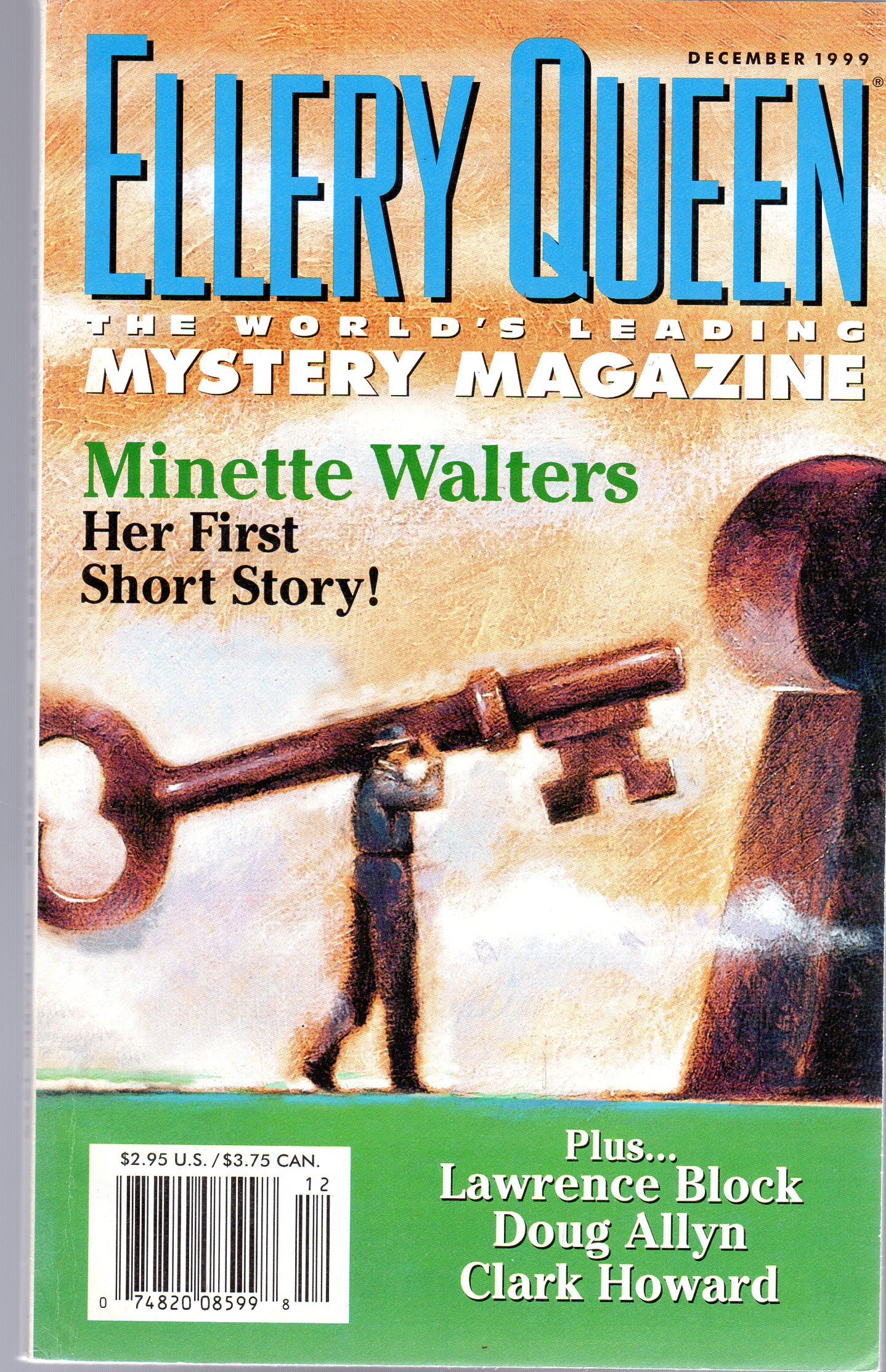 Image for Ellery Queen Mystery Magazine December 1999