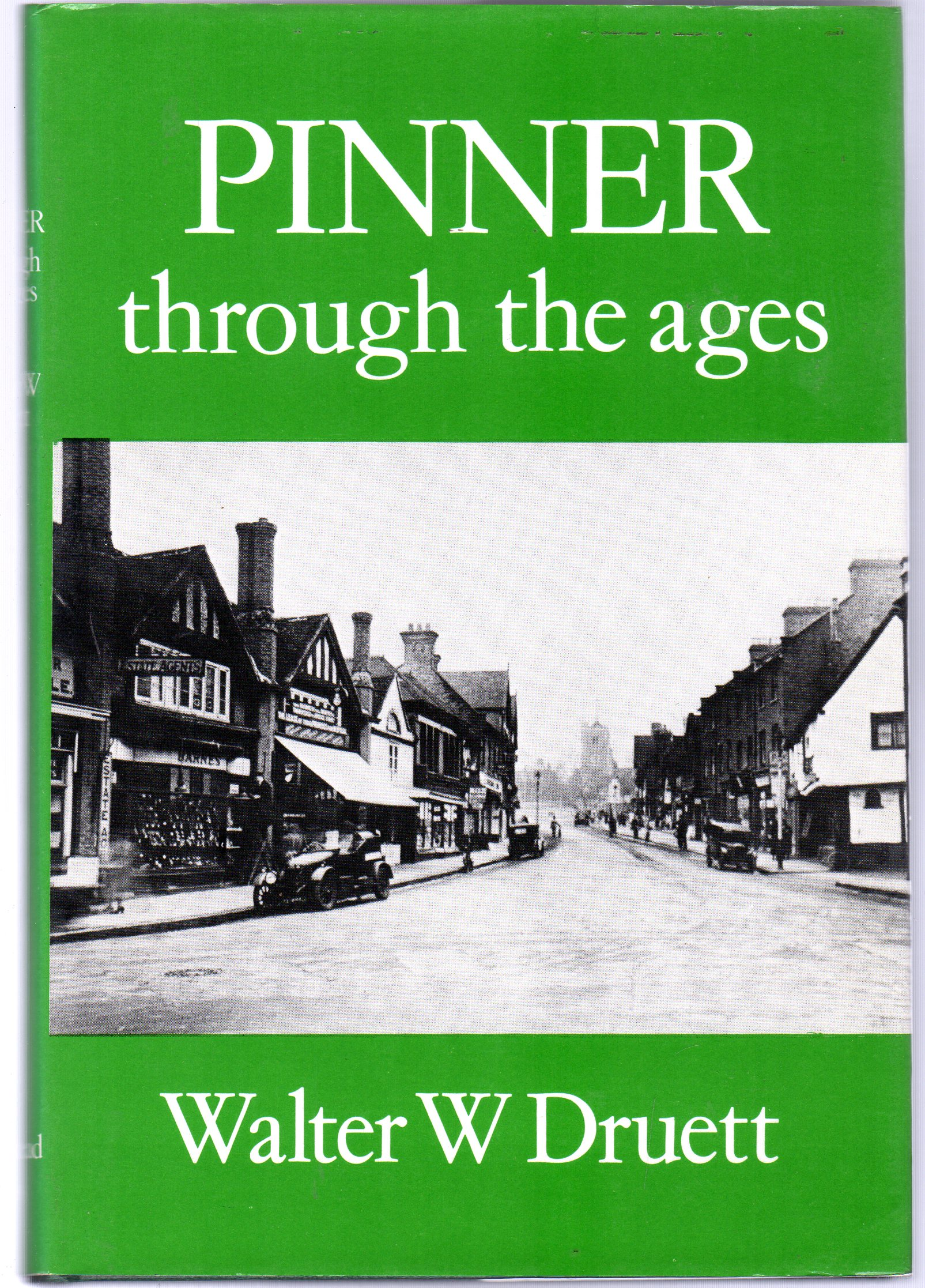 Image for Pinner Through the Ages