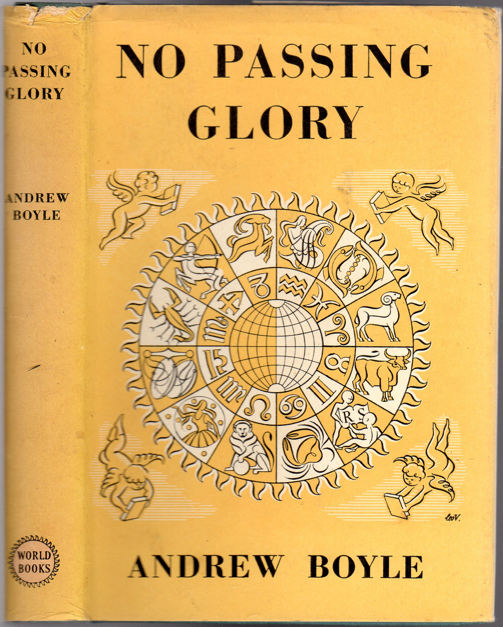 Image for No Passing Glory - the Full and Authentic Biography of Group Captain Cheshire