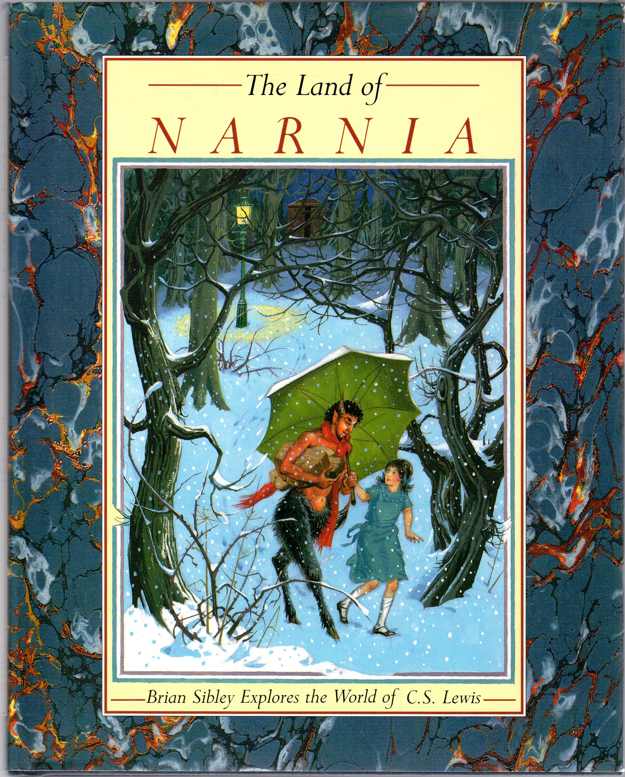 Image for The Land of Narnia