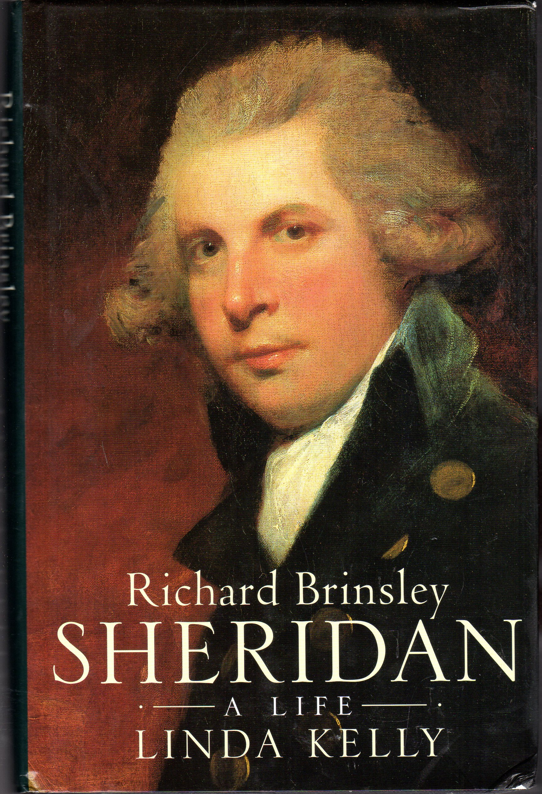 Image for Richard Brinsley Sheridan: A Life