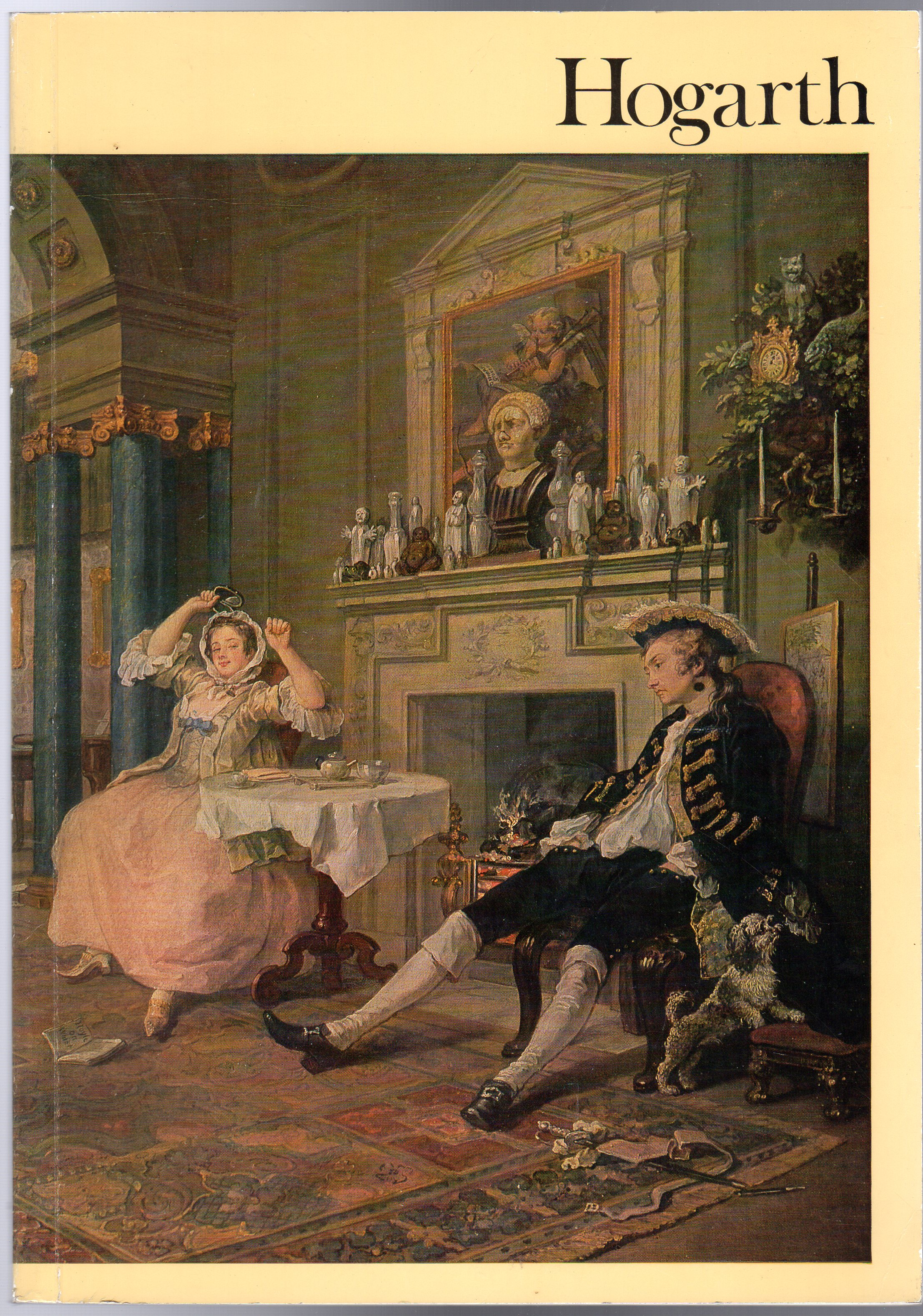 Image for Hogarth - The Tate Gallery 2 December 1971 - 6 February 1972