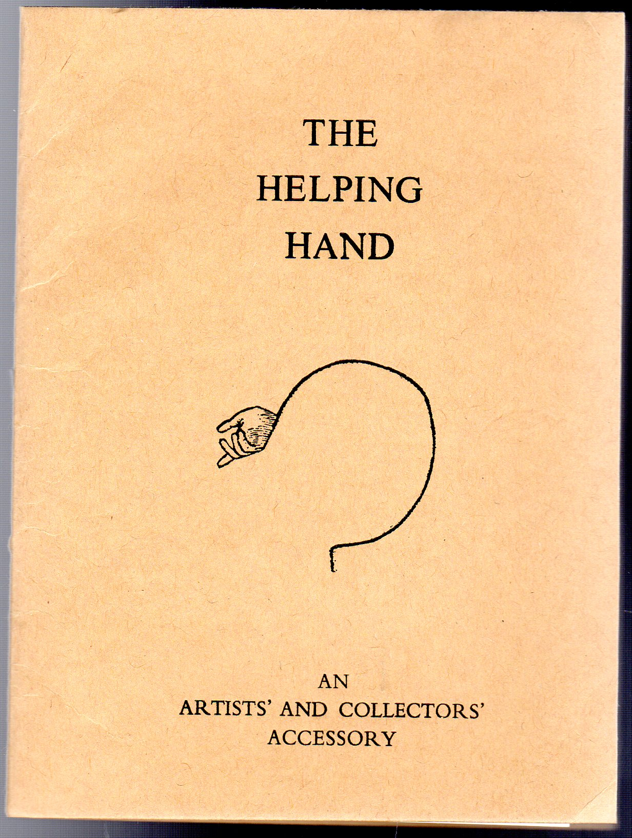 Image for A Pocket Critic (The Helping Hand Artists' and Collectors' Accessory)