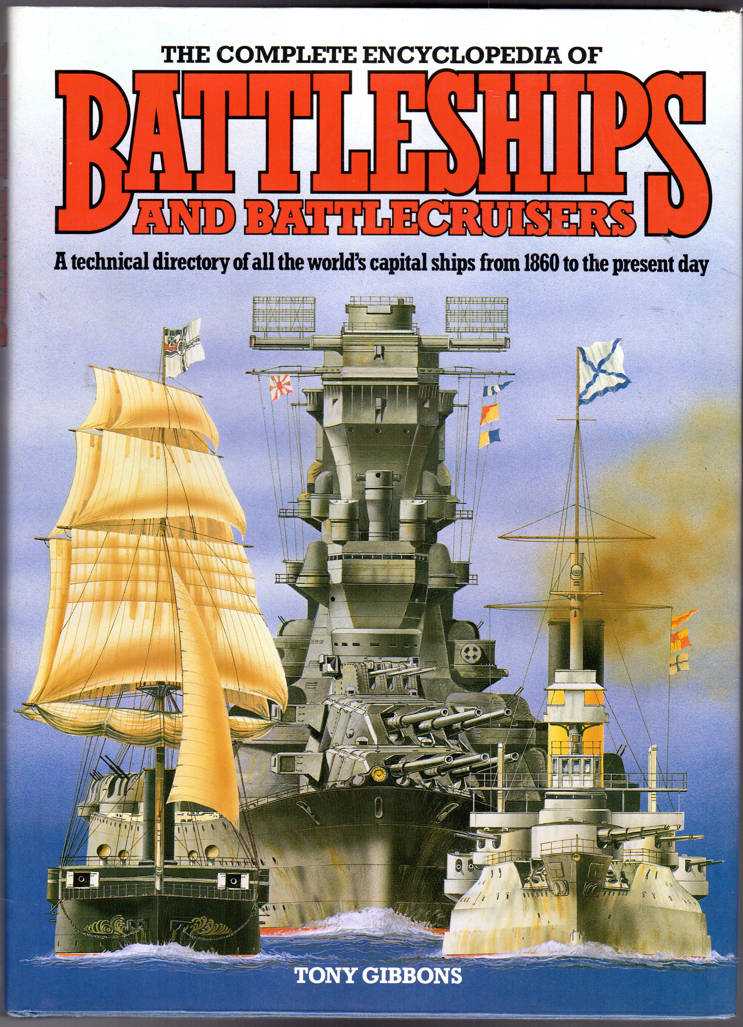 Image for The Complete Encyclopaedia of Battleships and Battlecruisers