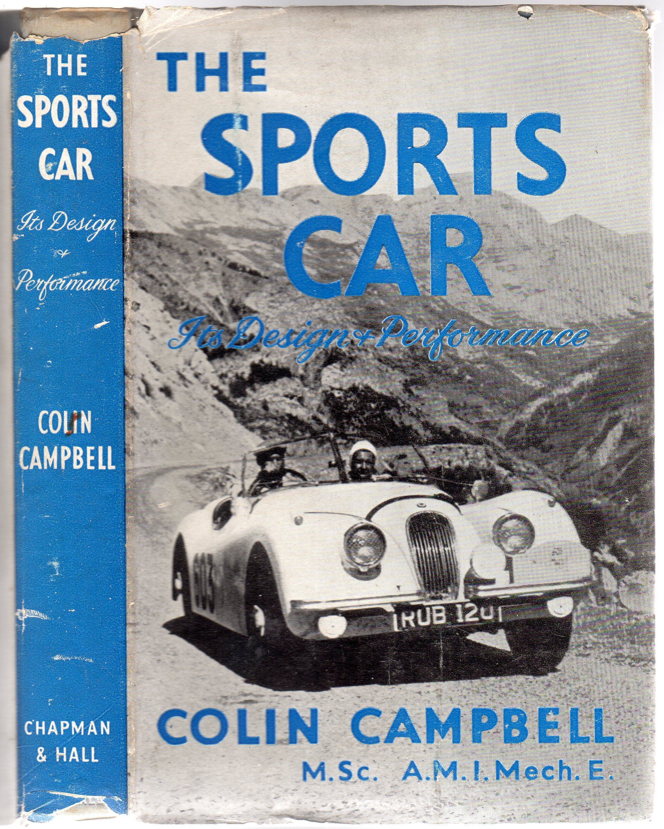 Image for The Sports Car : Its Design and Performance