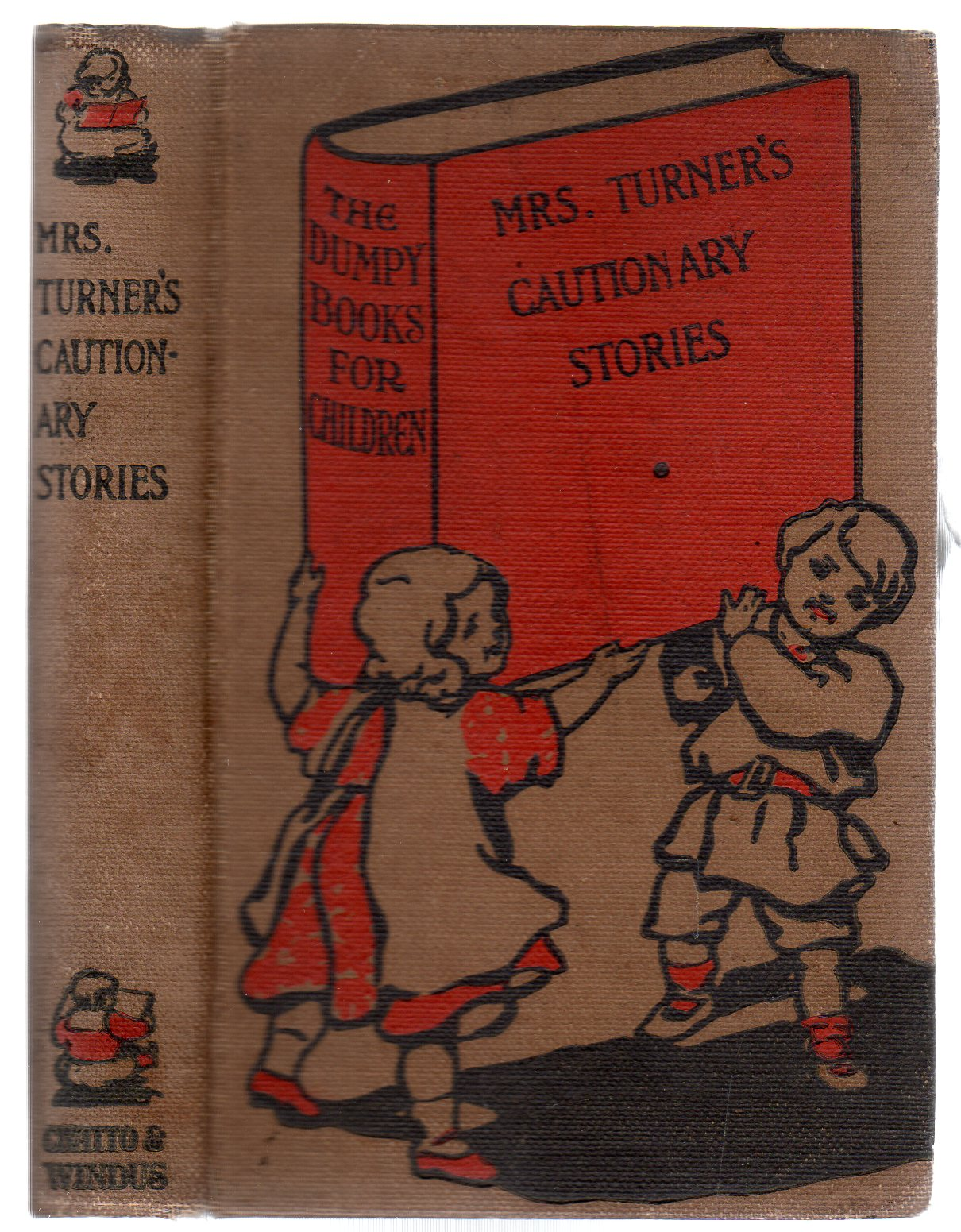 Image for Mrs. Turner's Cautionary Stories