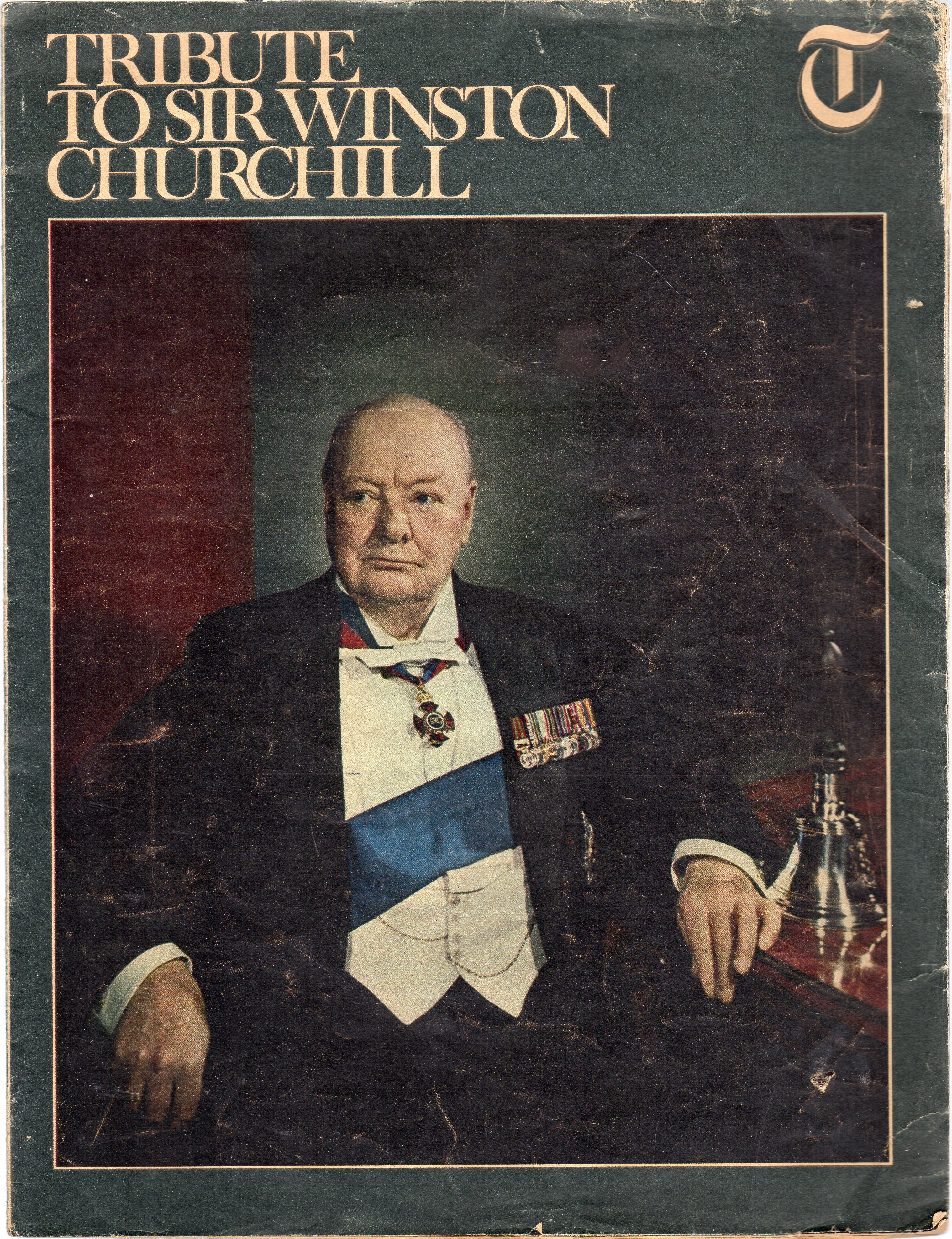 Image for Tribute to Sir Winston Churchill