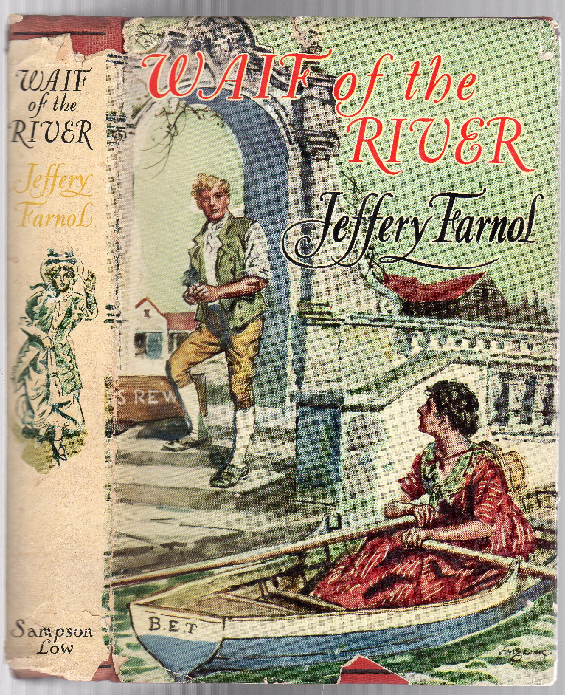 Image for Waif of the River