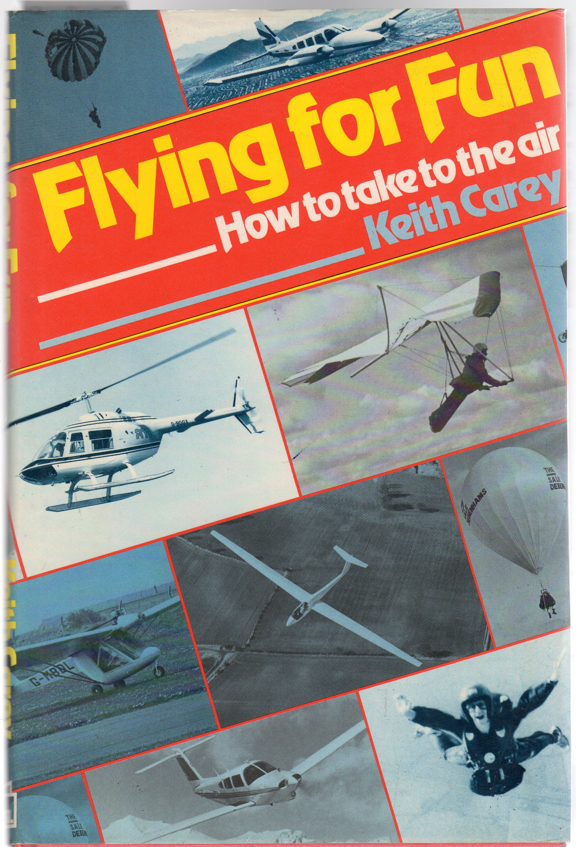Image for Flying for Fun : How to Take to the Air