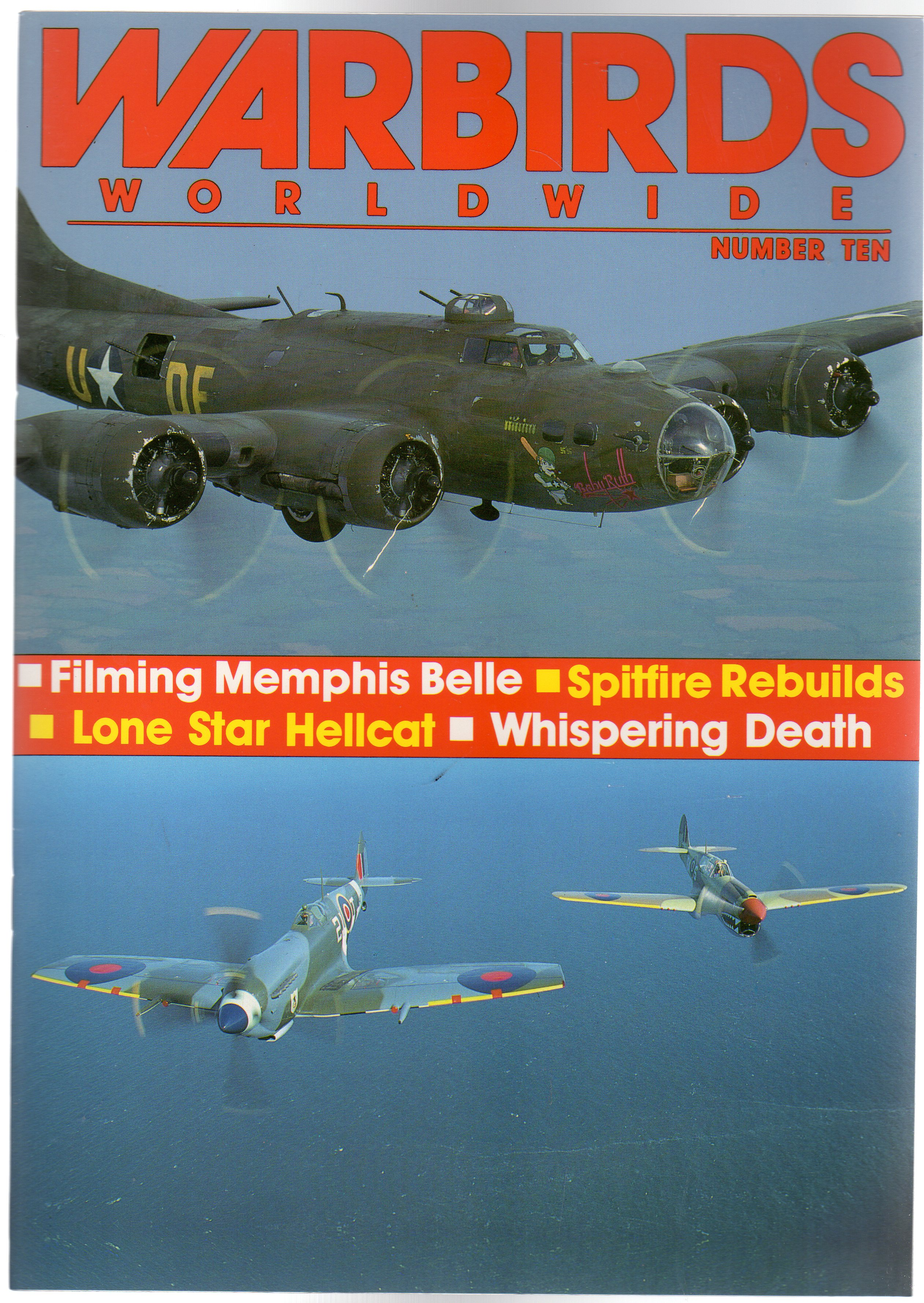 Image for Warbirds Worldwide: No 10