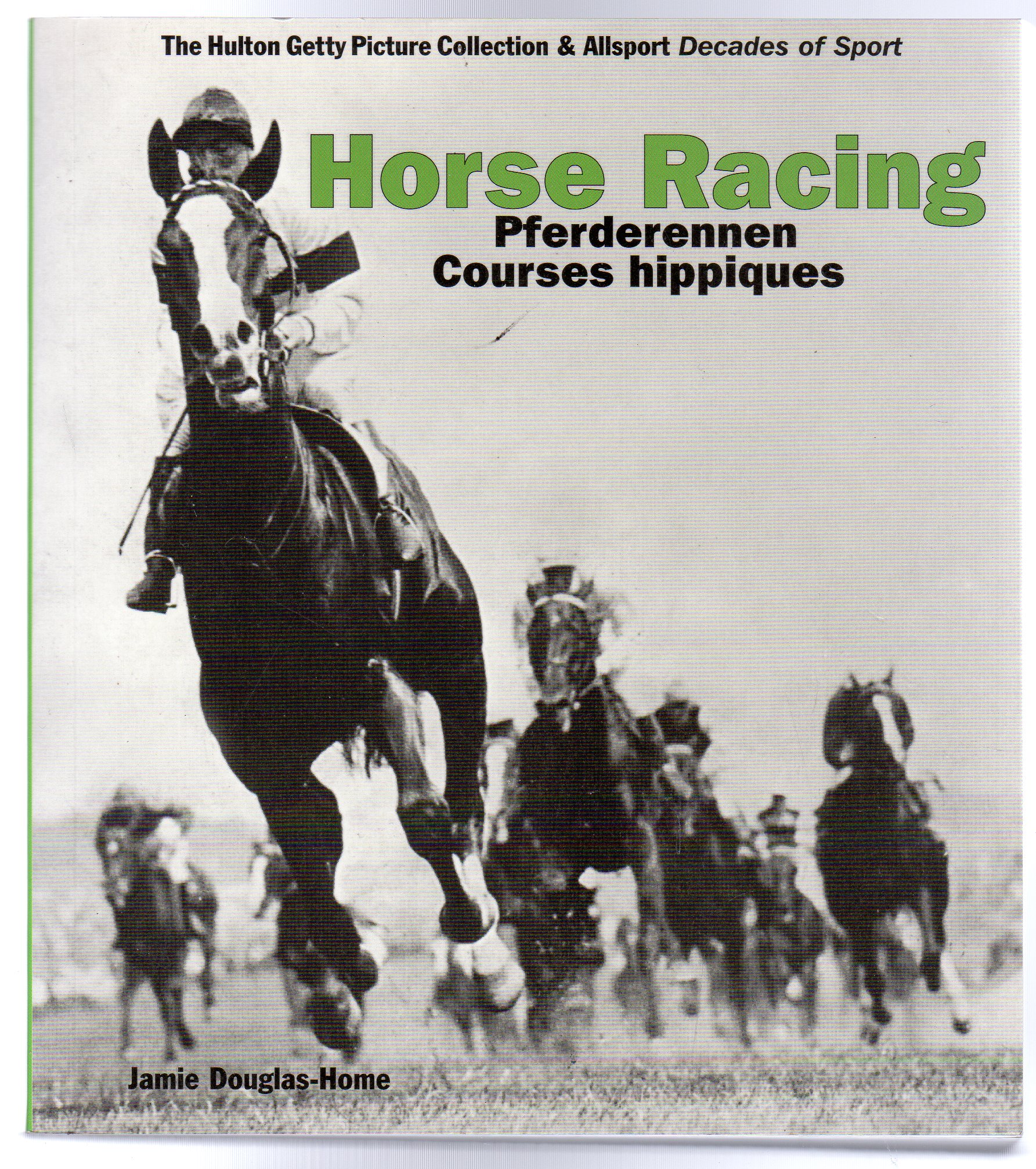 Image for Horse Racing : Pferderennen & Courses Hippiques