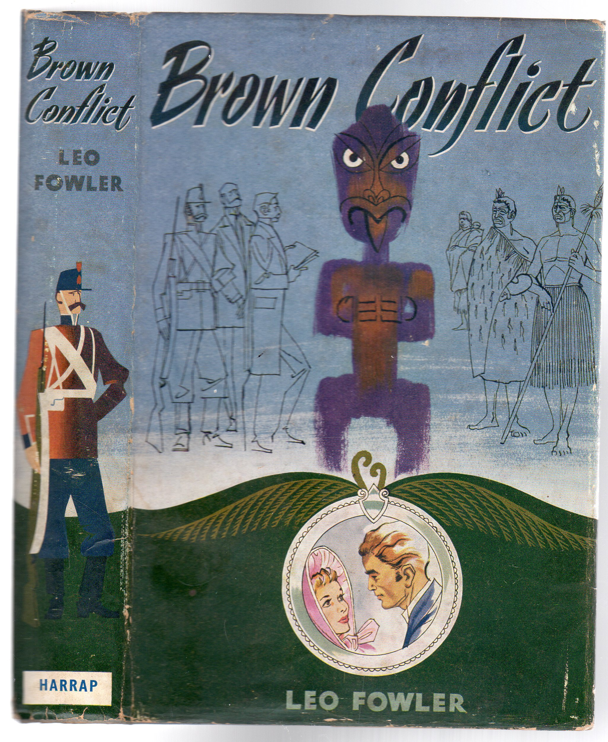 Image for Brown Conflict
