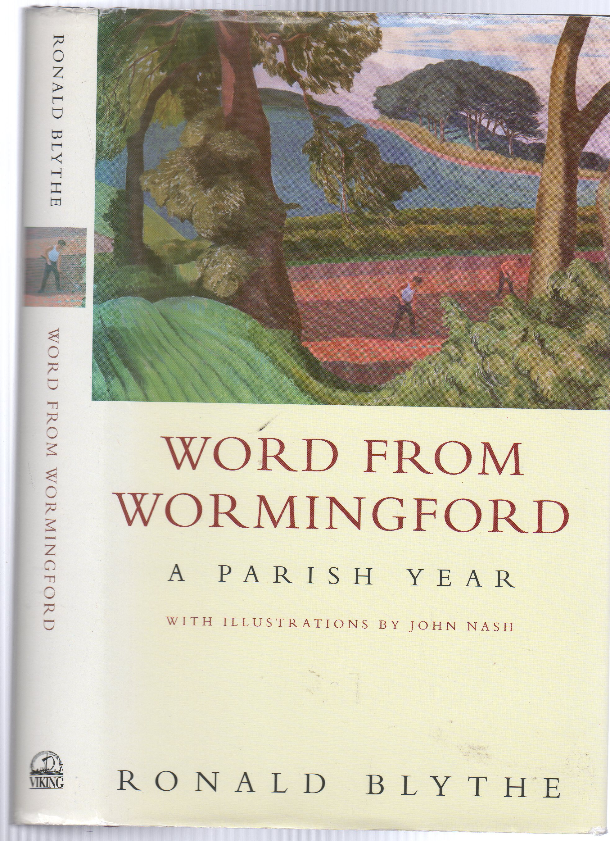 Image for Word from Wormingford : A Parish Year