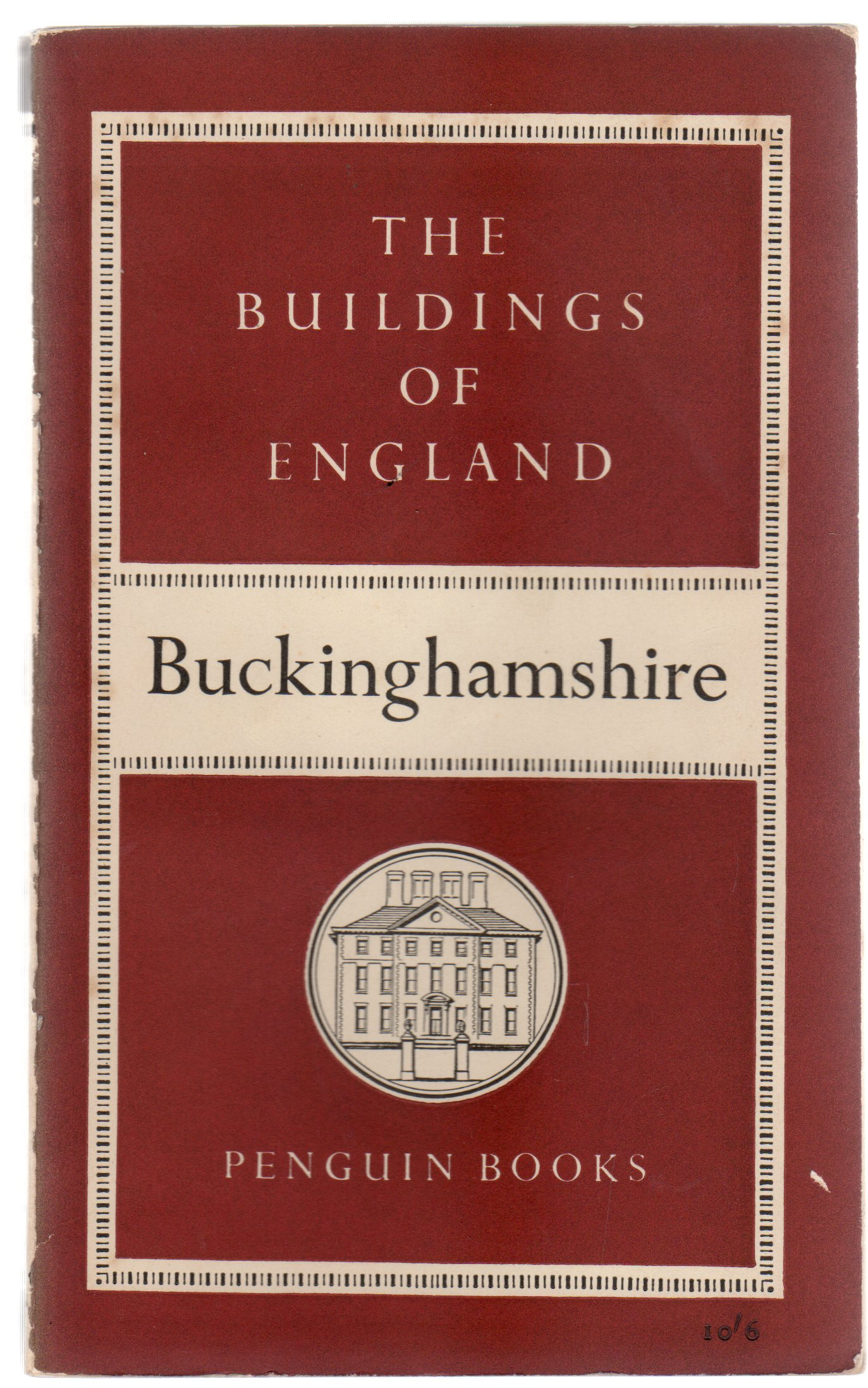Image for The Buildings of England Buckinghamshire
