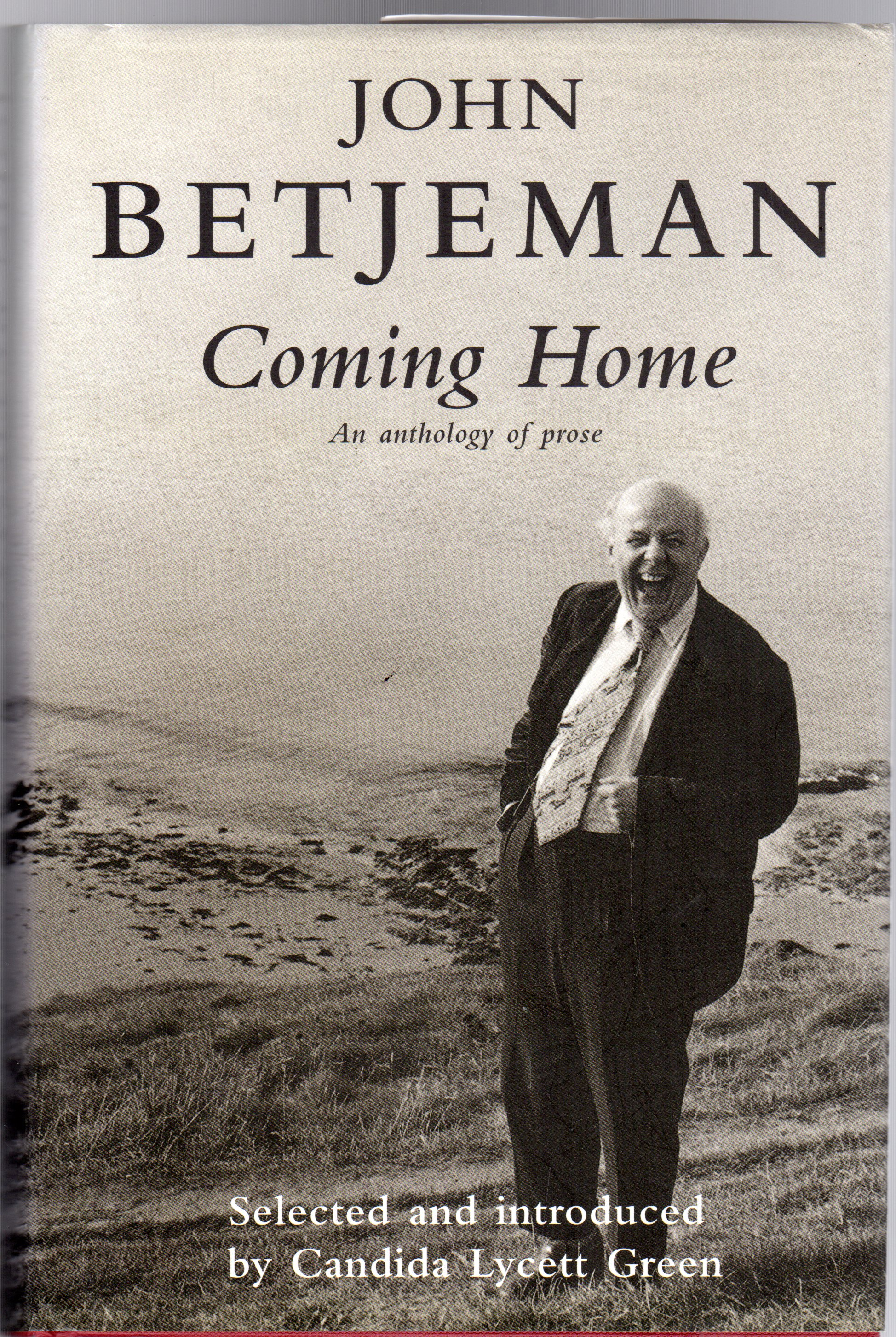 Image for John Betjeman: Coming Home: An Anthology of His Prose 1920-1977