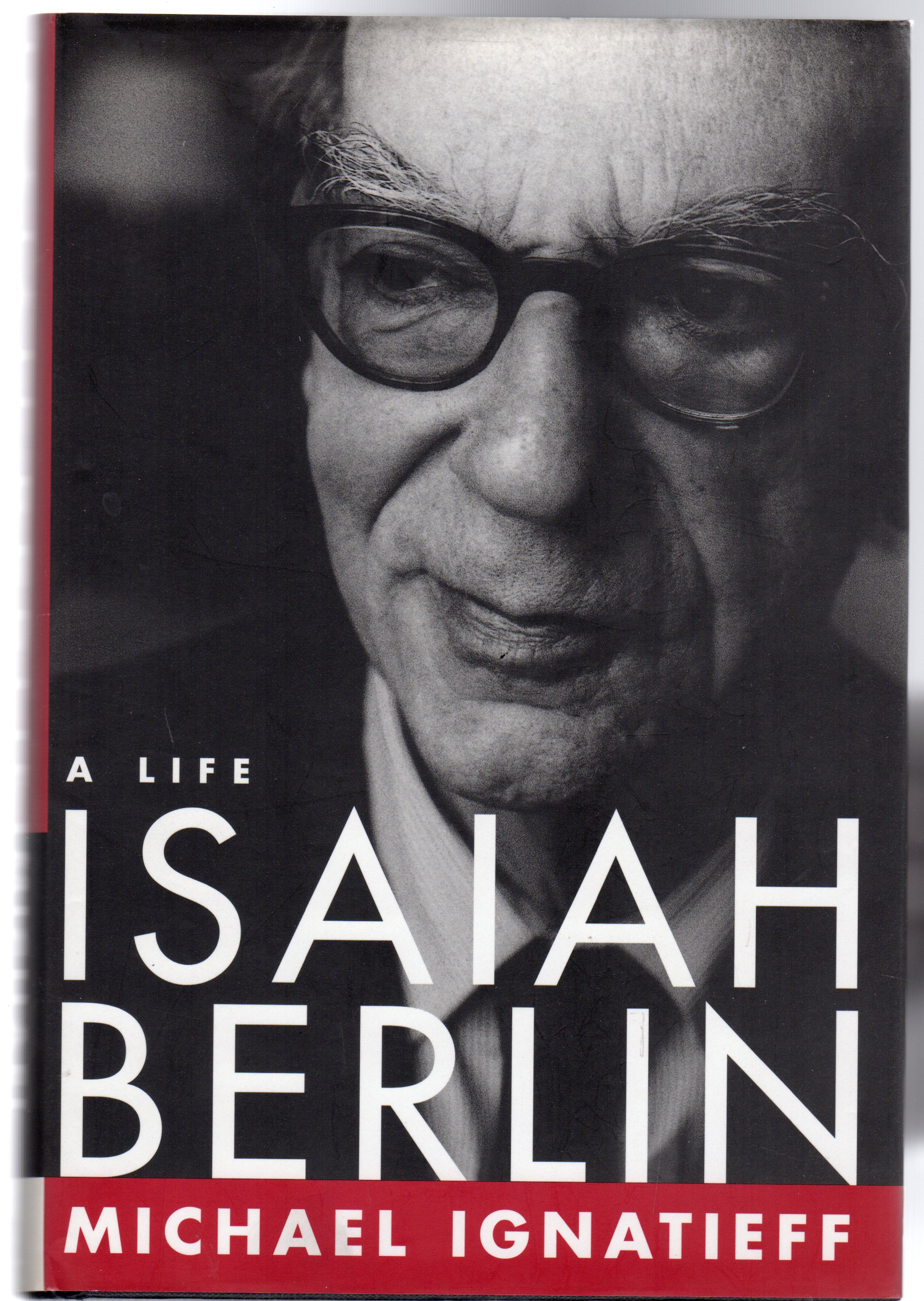 Image for Isaiah Berlin: A Life