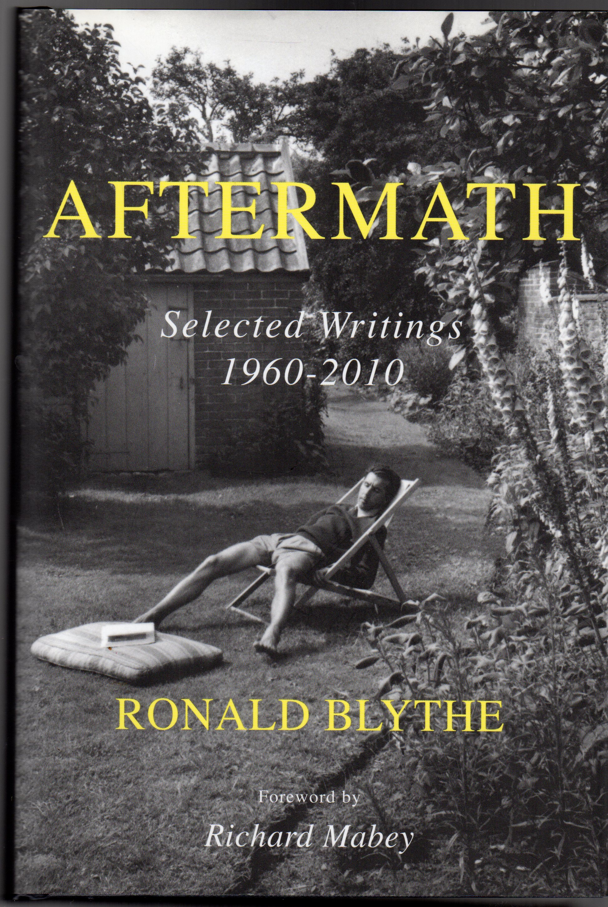 Image for Aftermath: Selected Writings 1960-2010 - SIGNED COPY