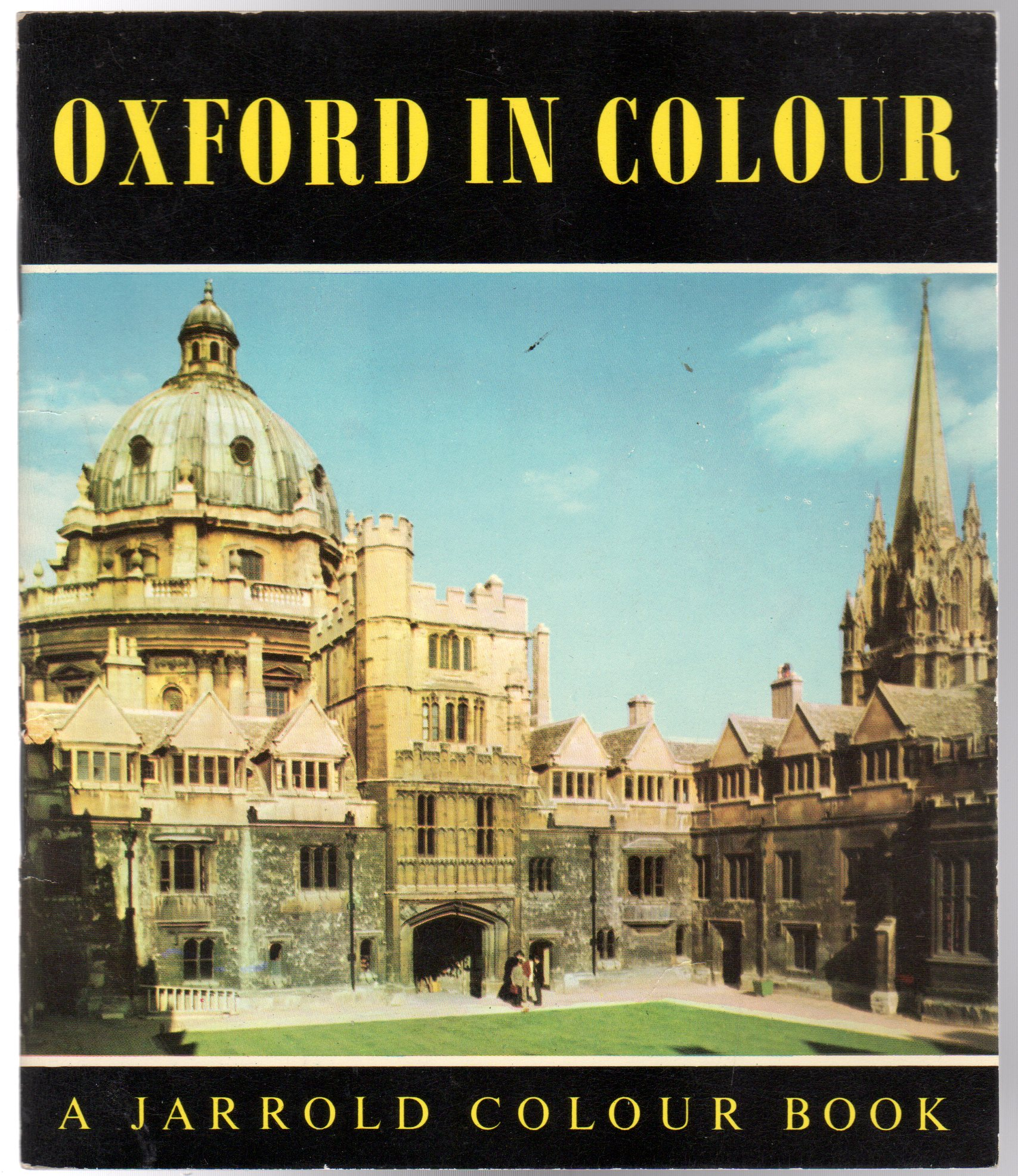 Image for Oxford In Colour