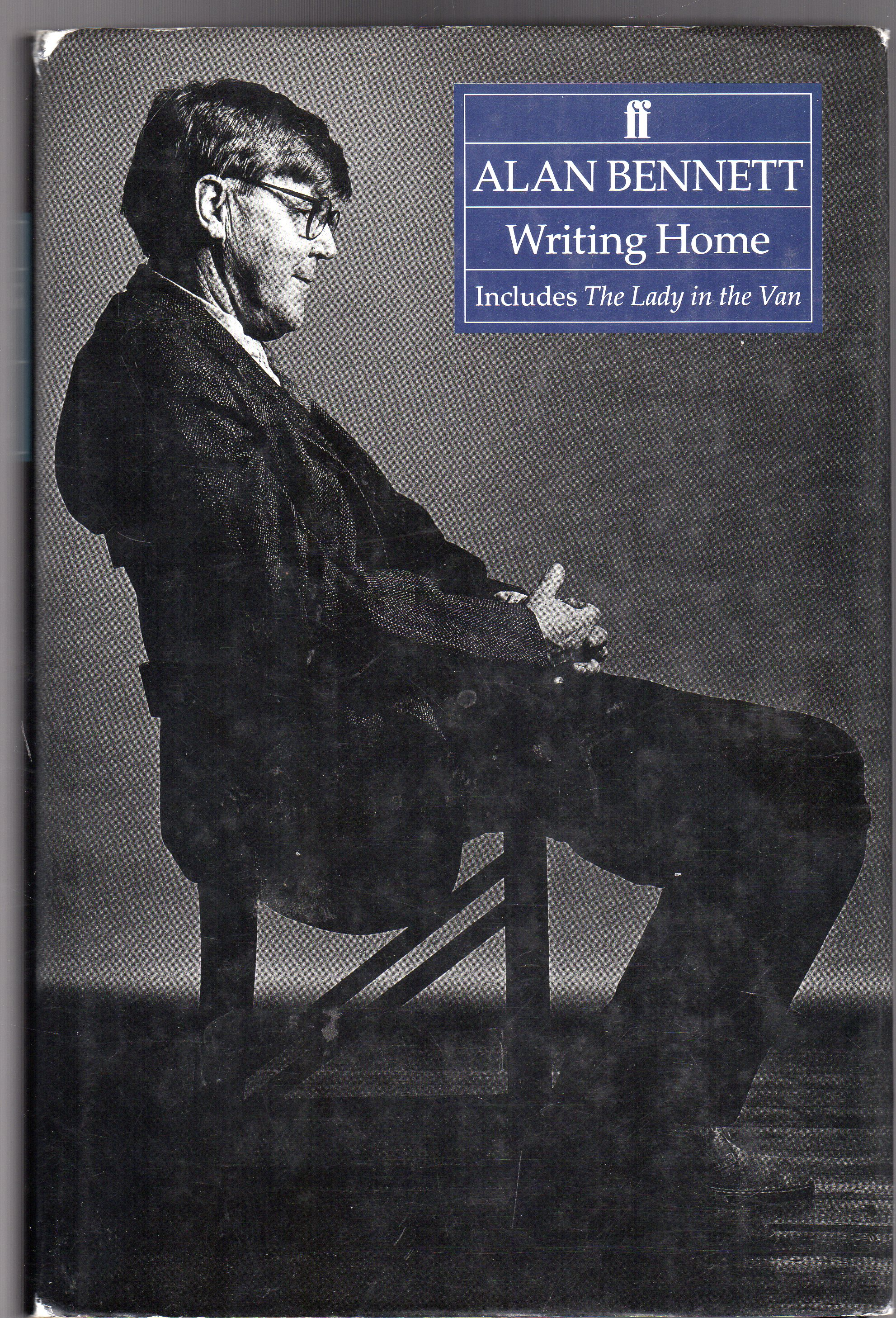 Image for Writing Home (SIGNED COPY)