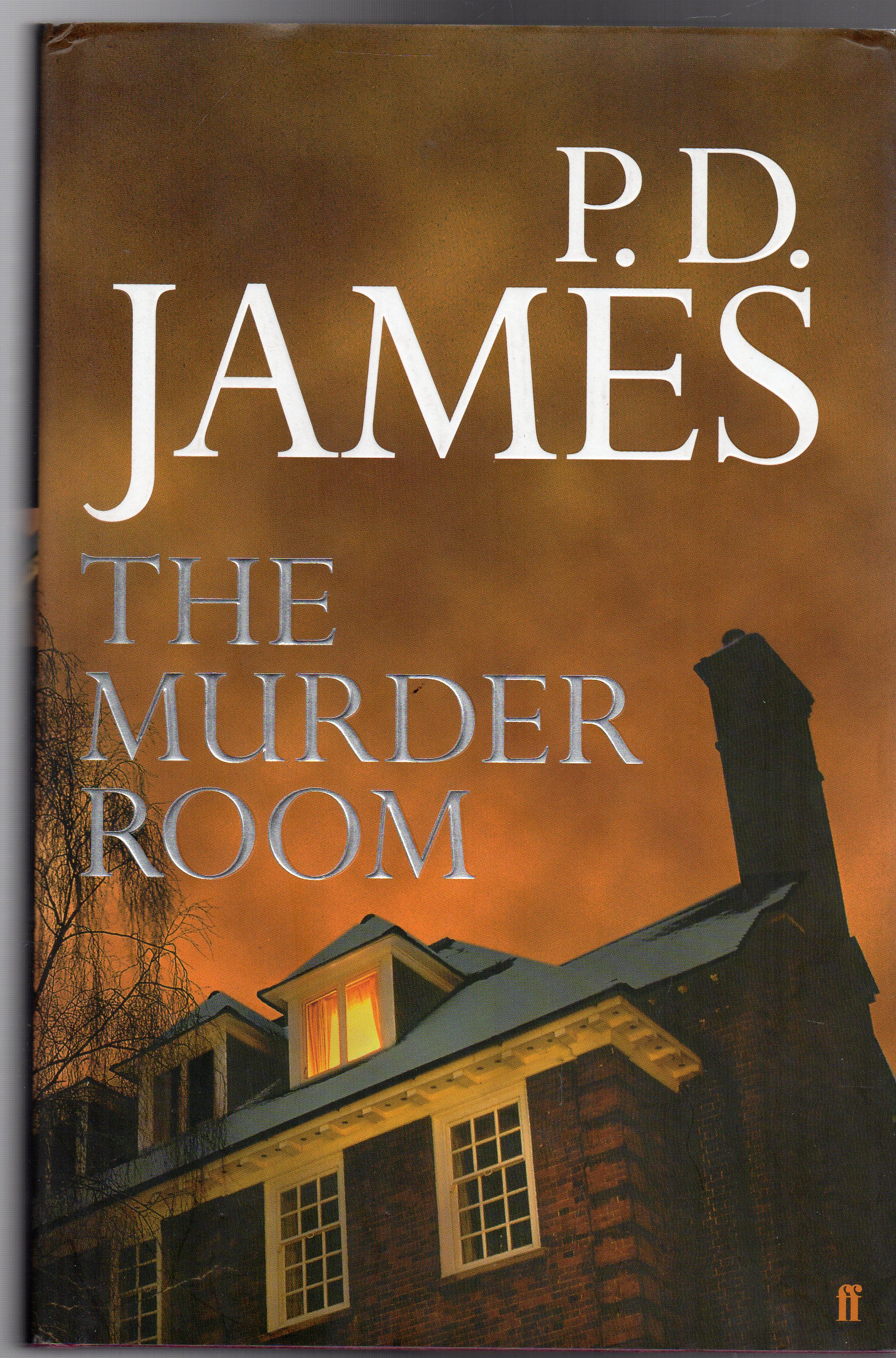 Image for The Murder Room (SIGNED COPY)