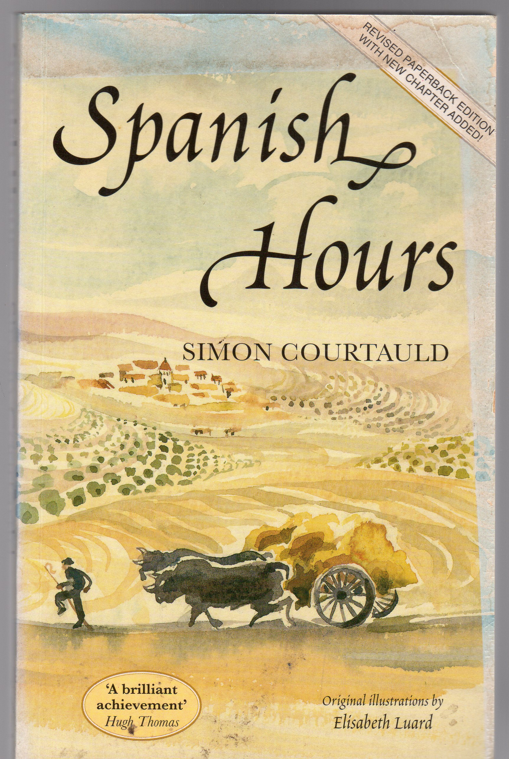 Image for Spanish Hours