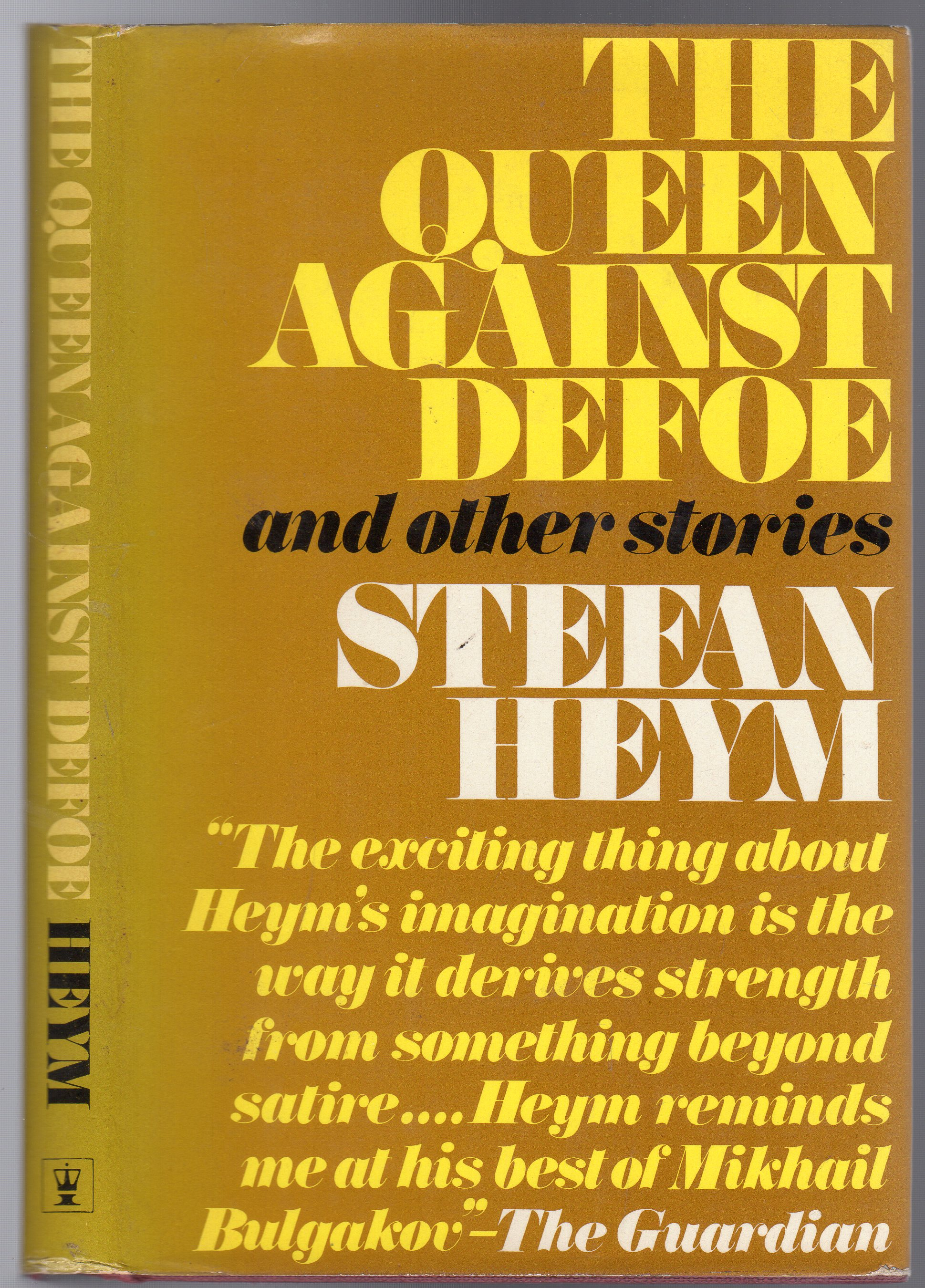 Image for The Queen Against Defoe : and other stories