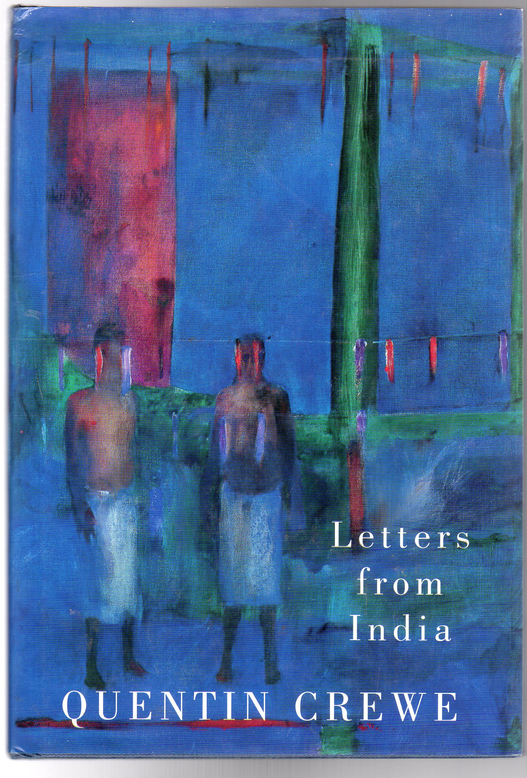 Image for Letters from India