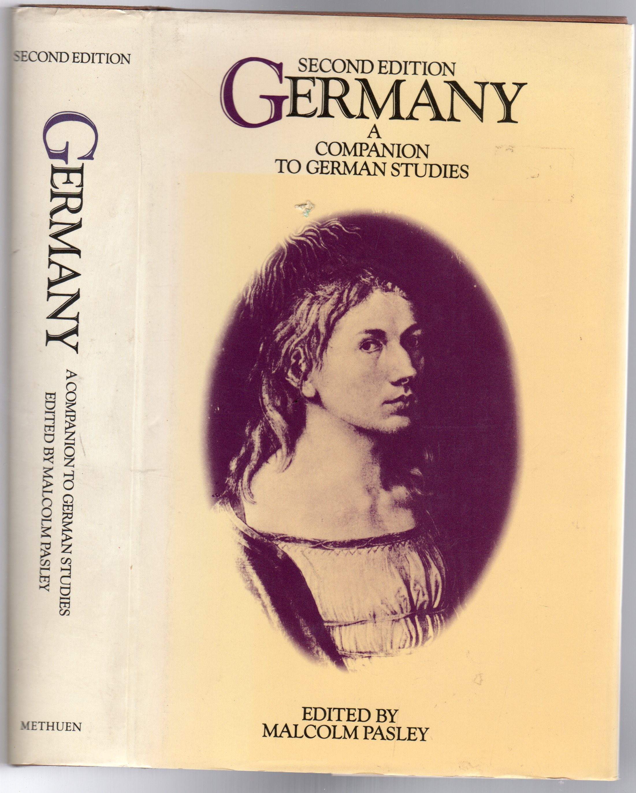 Image for Germany : A Companion to German Studies