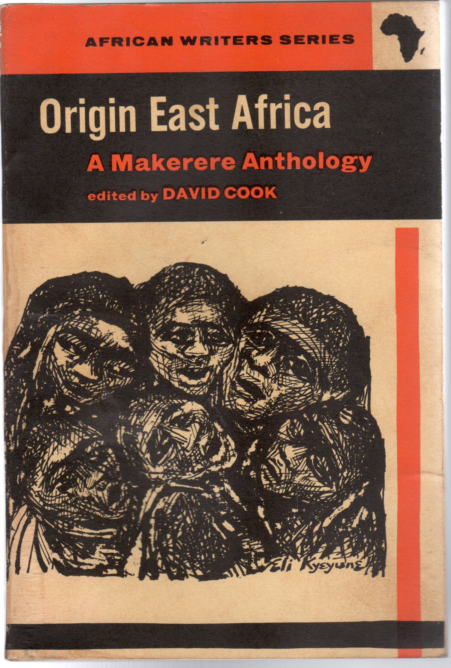 Image for Origin East Africa : A Makerere Anthology