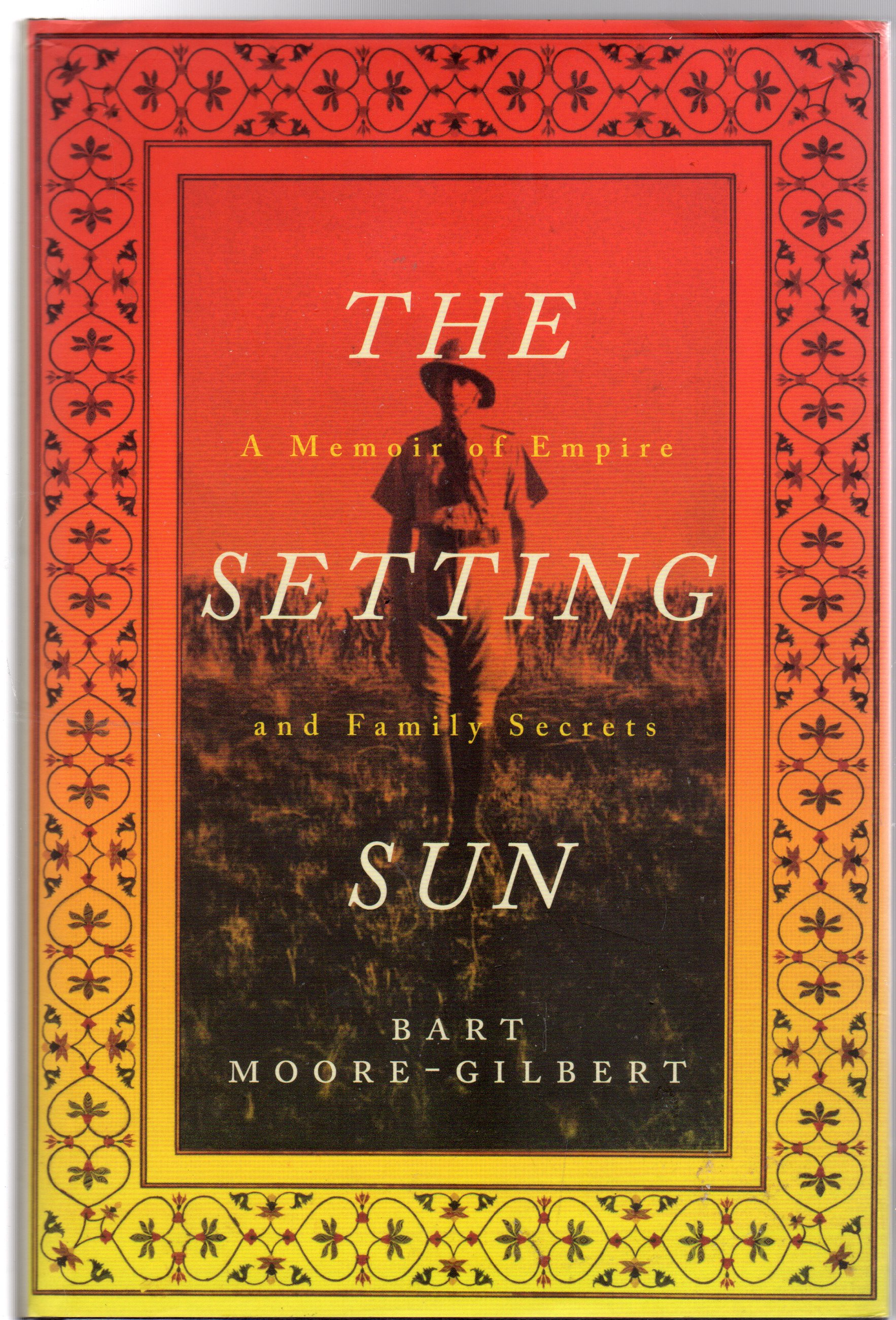 Image for The Setting Sun: A Memoir of Empire and Family Secrets
