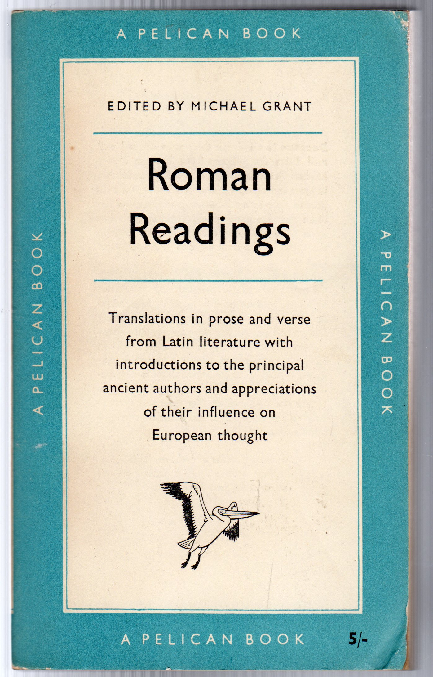 Image for Roman Readings