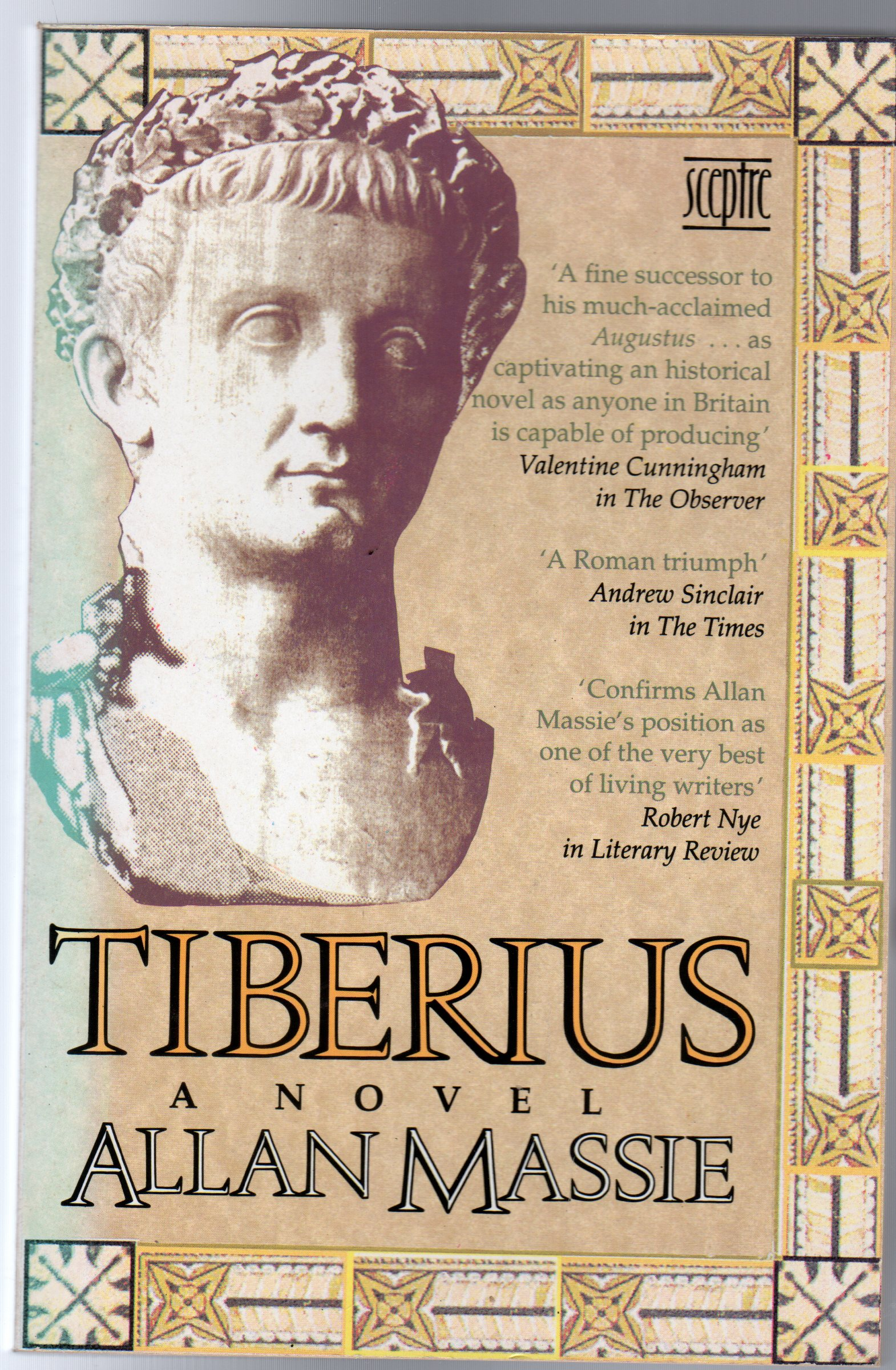 Image for Tiberius - a Novel
