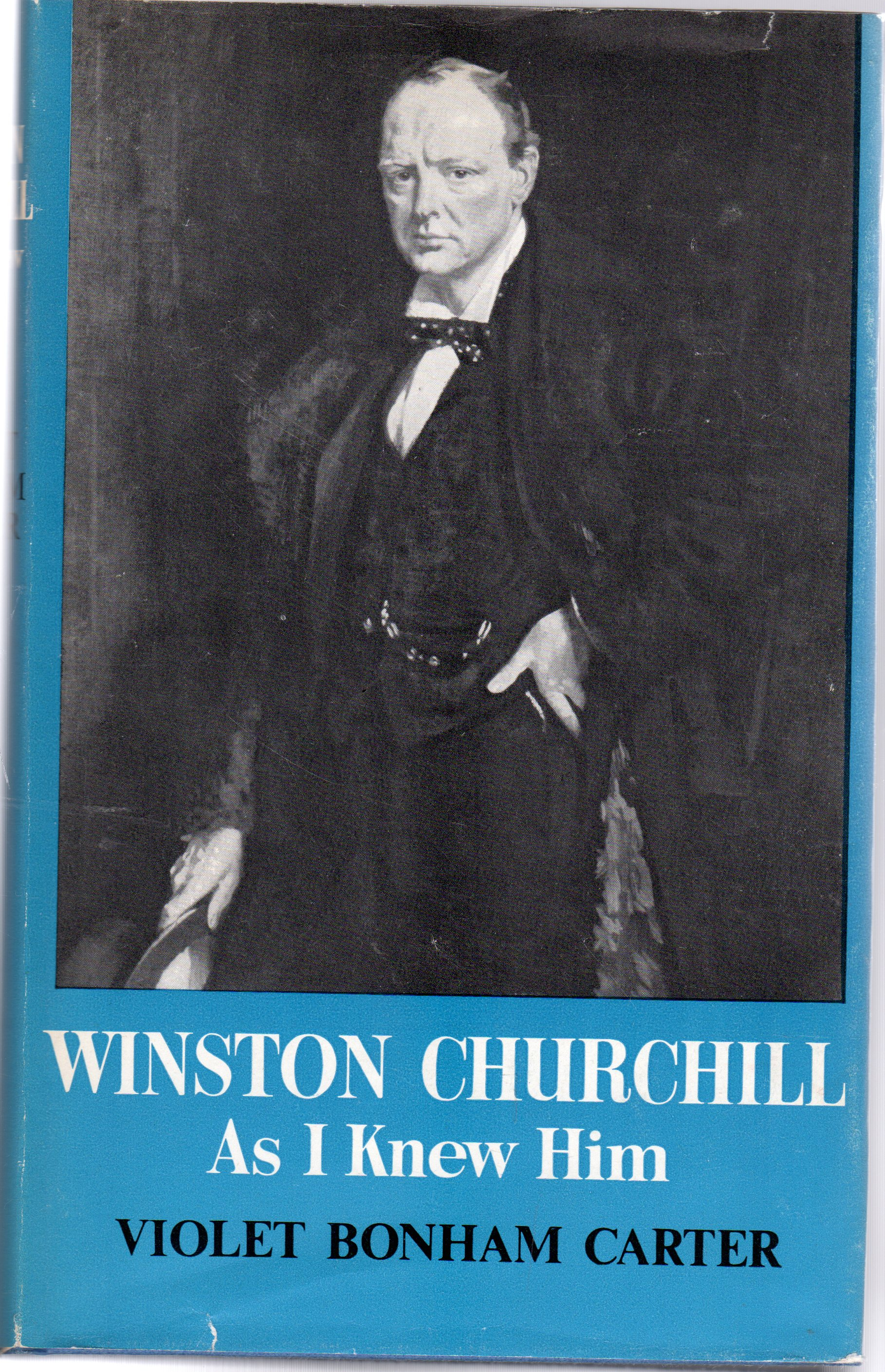 Image for Winston Churchill As I Knew Him