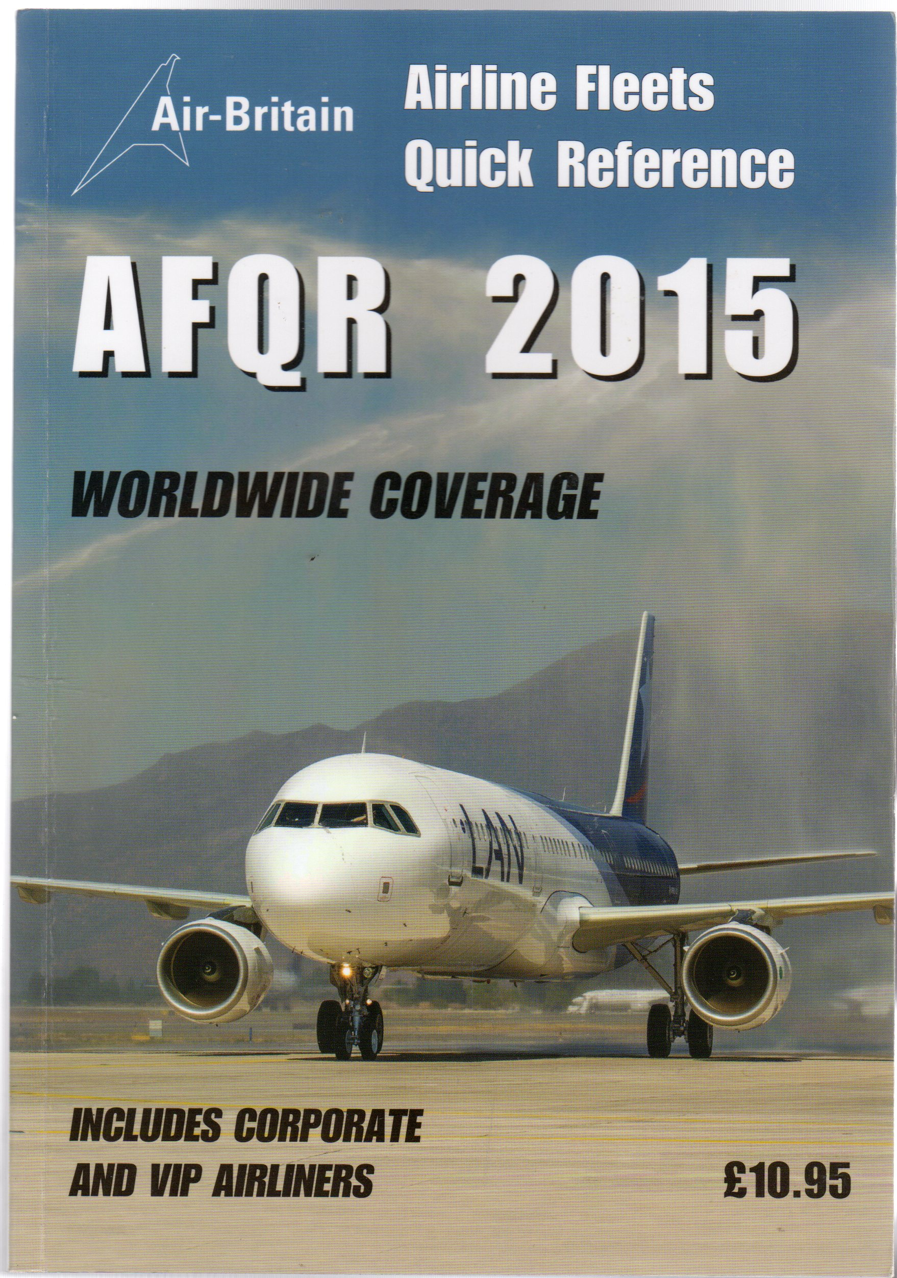 Image for Airline Fleets Quick Reference 2015