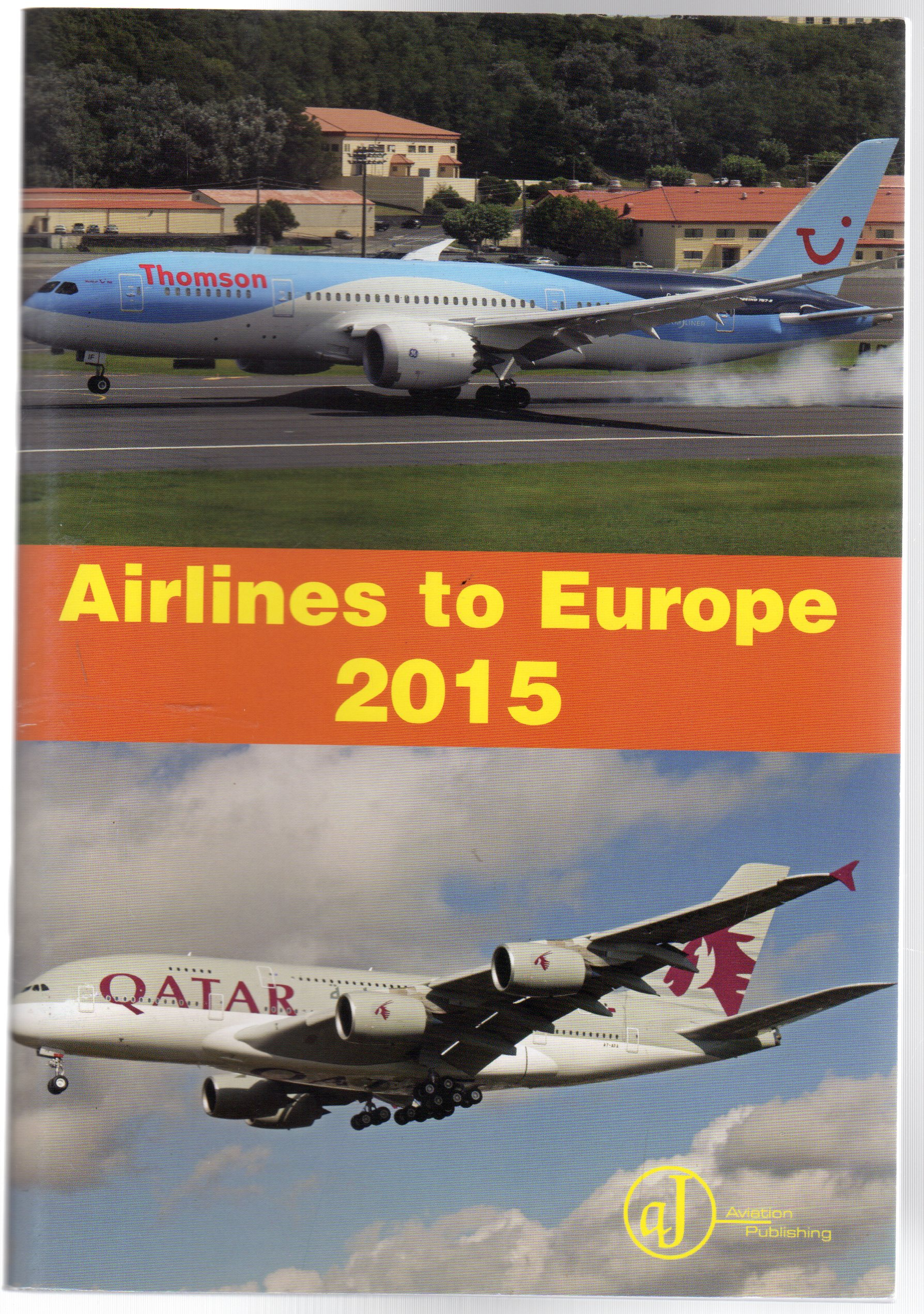 Image for Airlines to Europe 2015