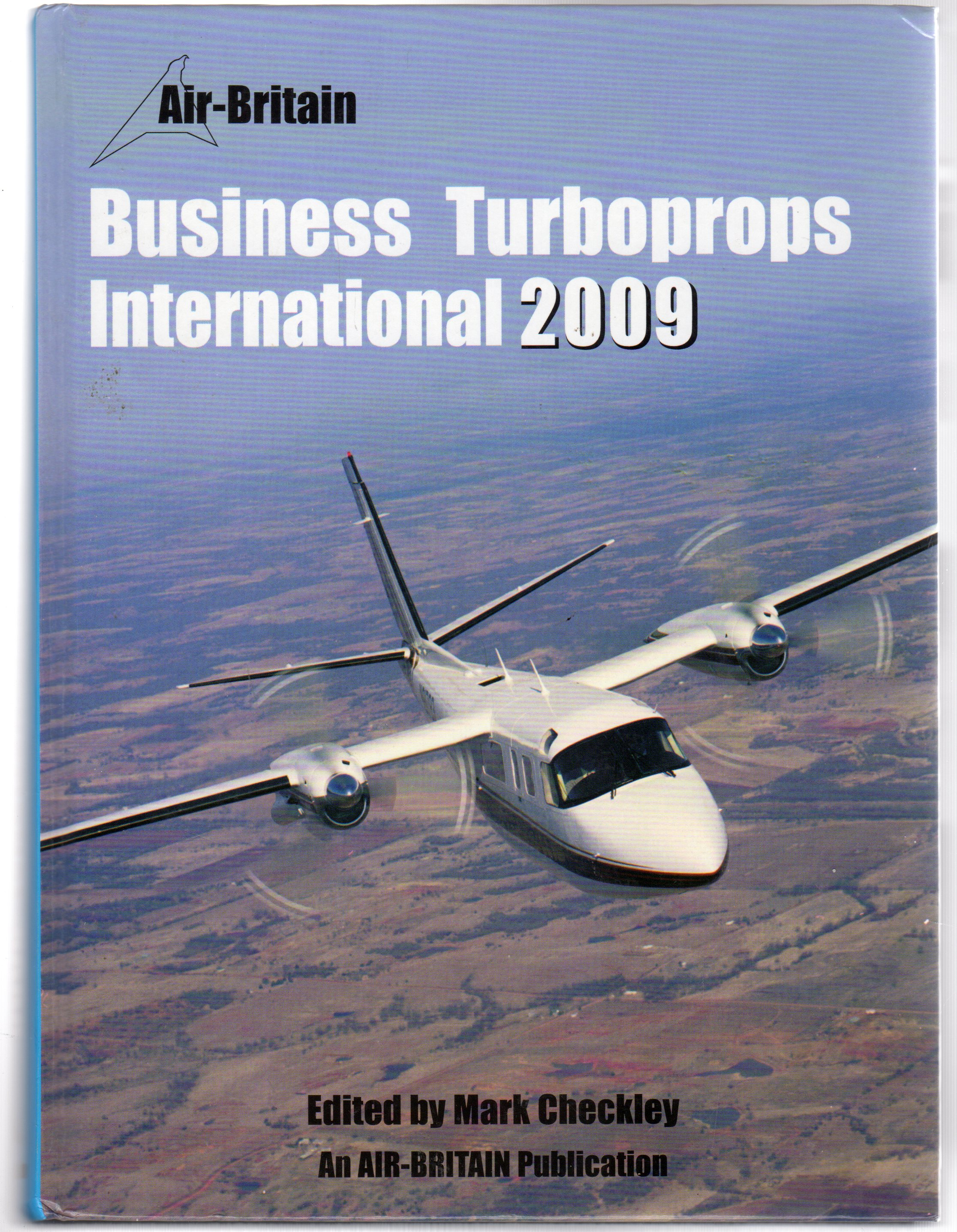 Image for Business Turboprops International 2009